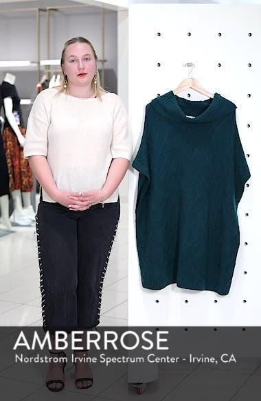 Poncho Sweater, sales video thumbnail