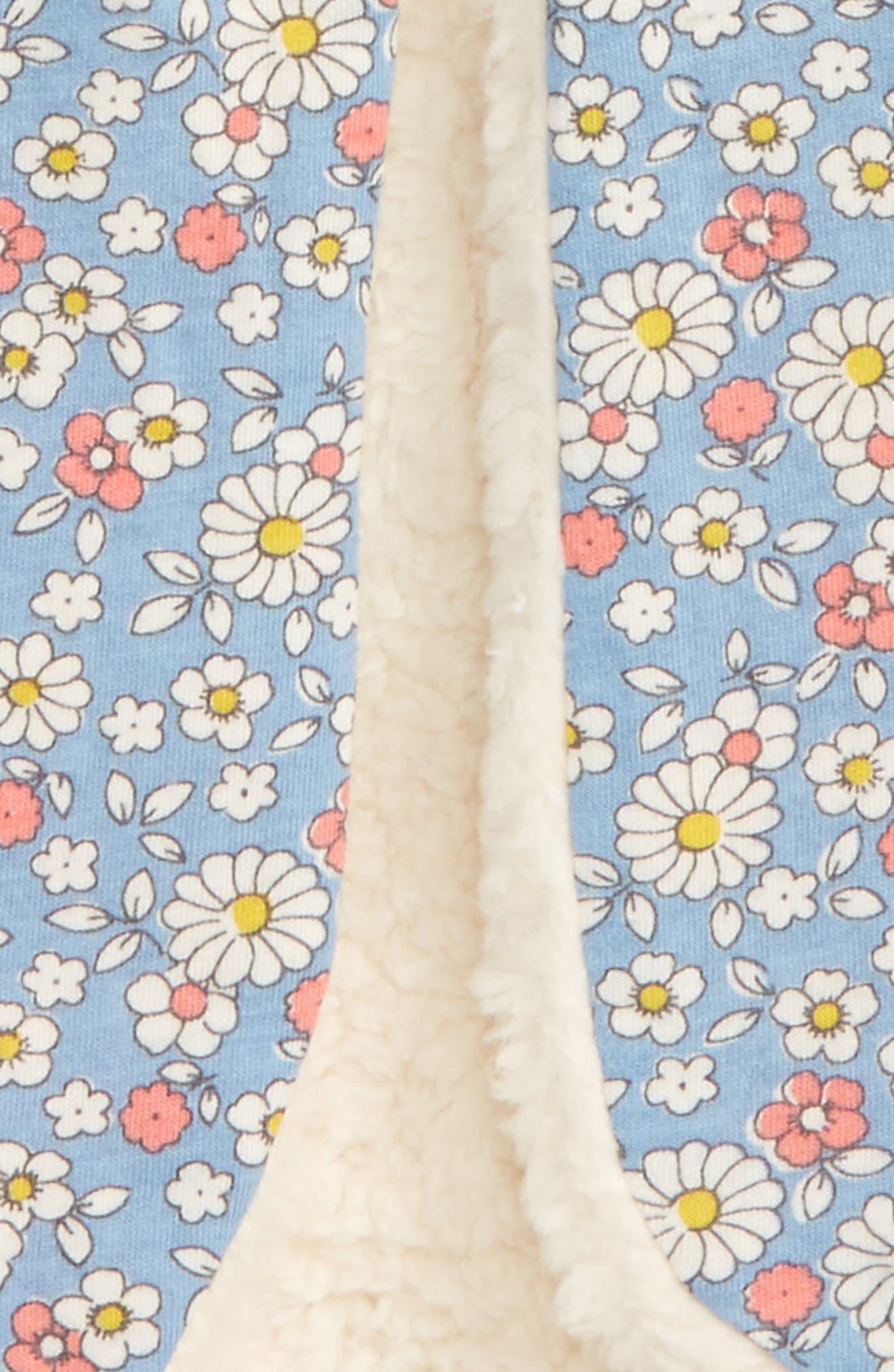 Reversible Faux Shearling Vest,                             Alternate thumbnail 3, color,                             900