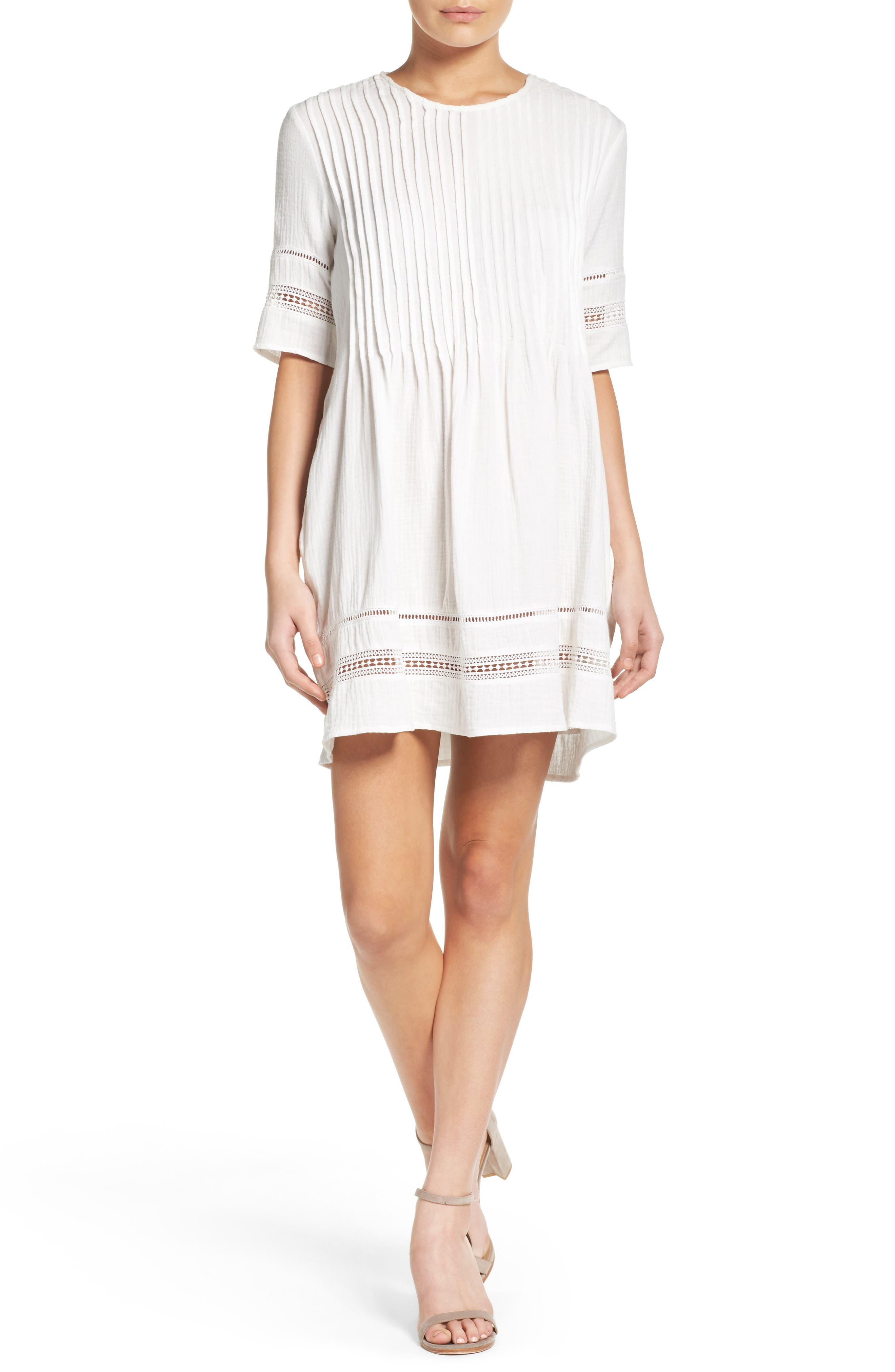 Phillips Dress,                             Alternate thumbnail 5, color,                             111
