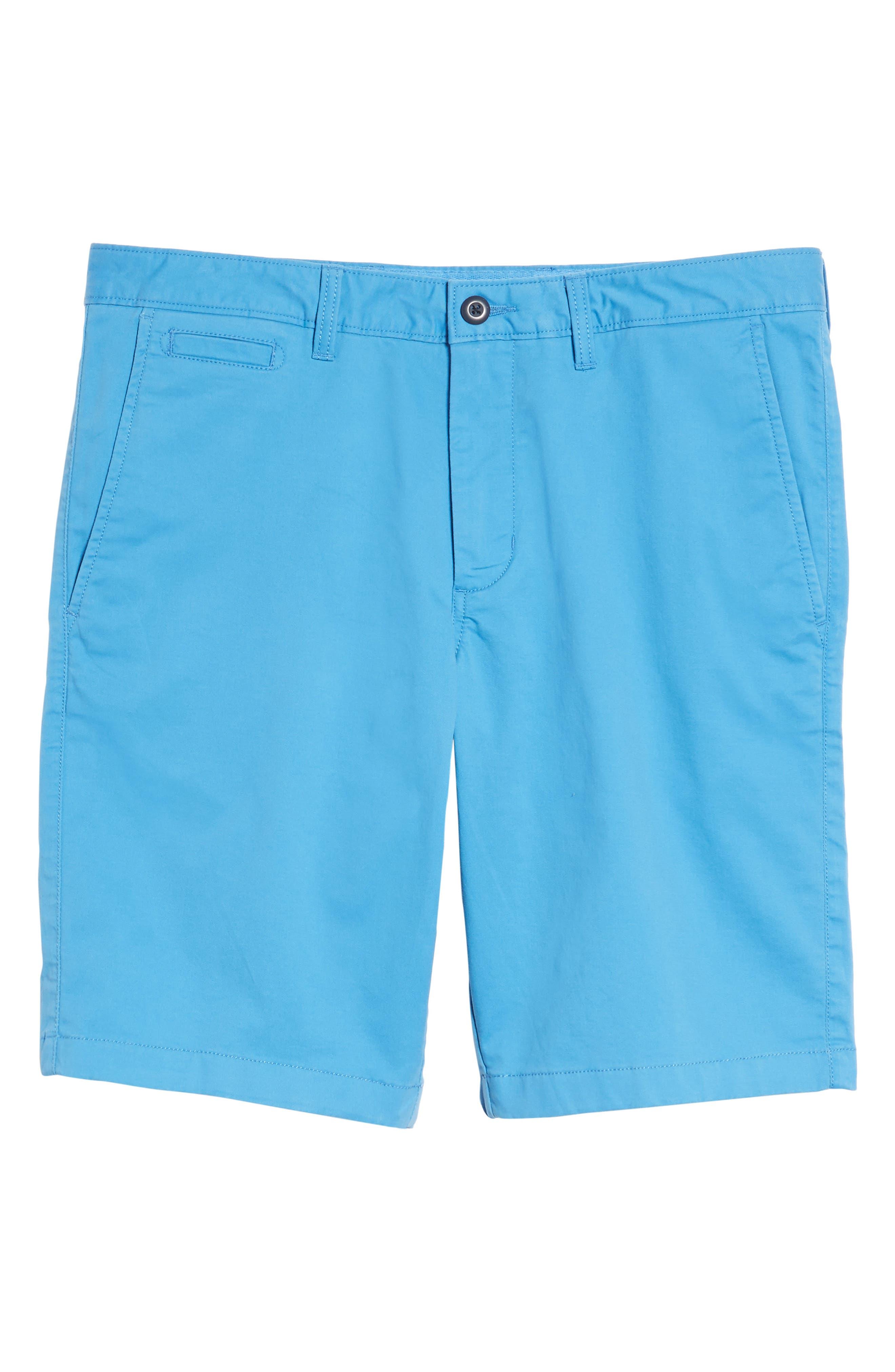 Ballard Slim Fit Stretch Chino 11-Inch Shorts,                             Alternate thumbnail 84, color,