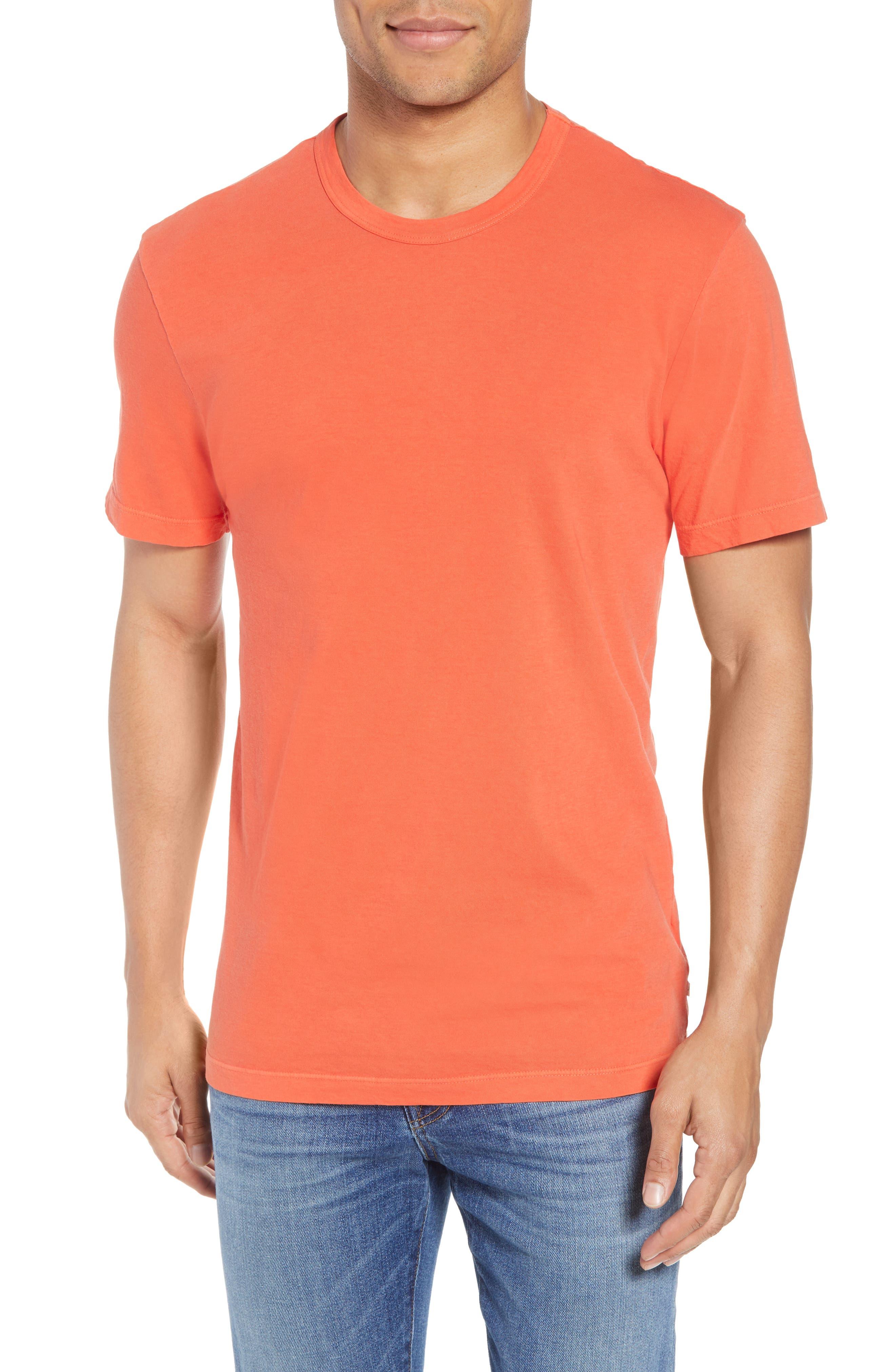 Crewneck Jersey T-Shirt,                             Alternate thumbnail 141, color,