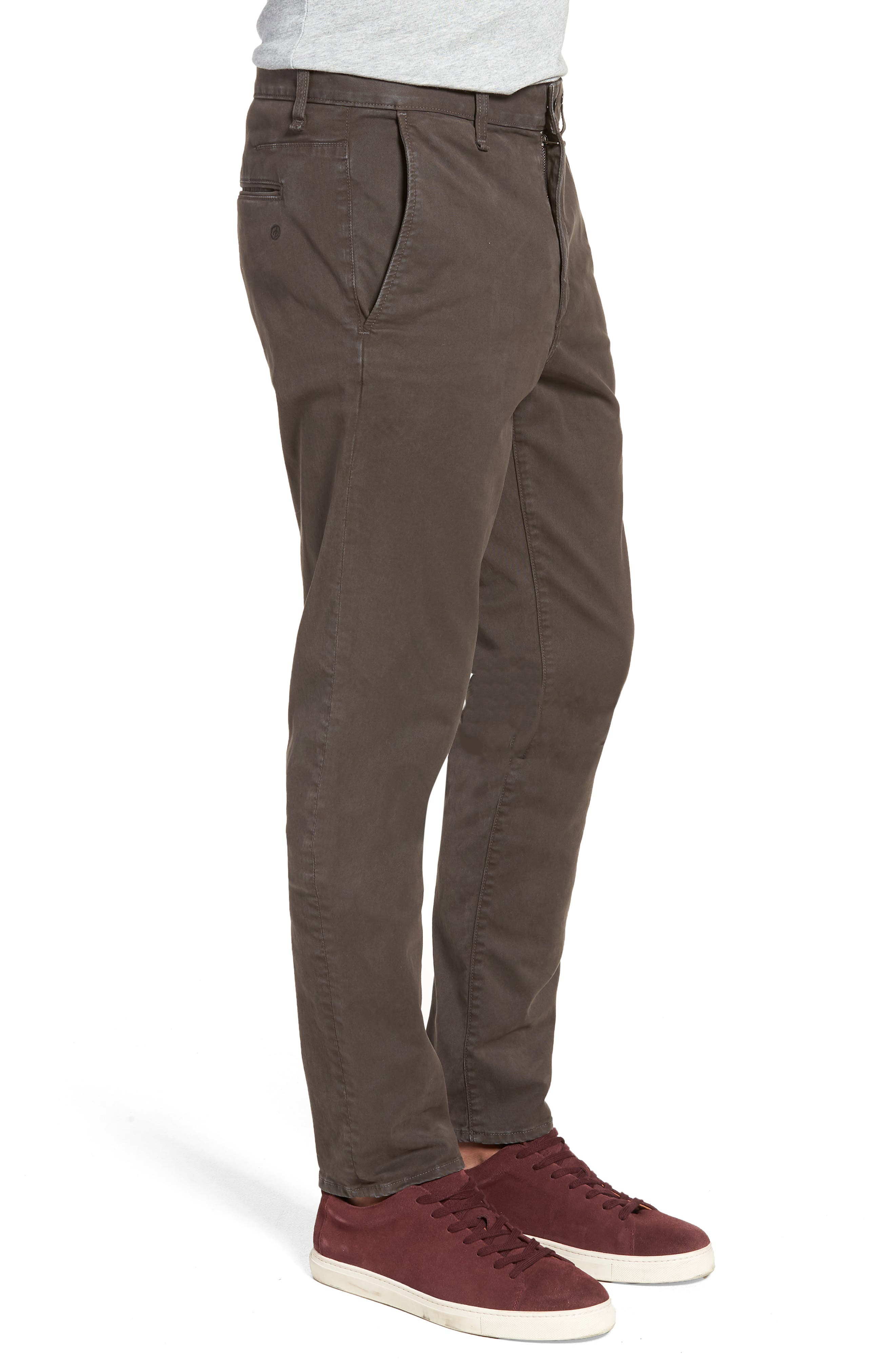 Fit 2 Chinos,                             Alternate thumbnail 3, color,                             GREY