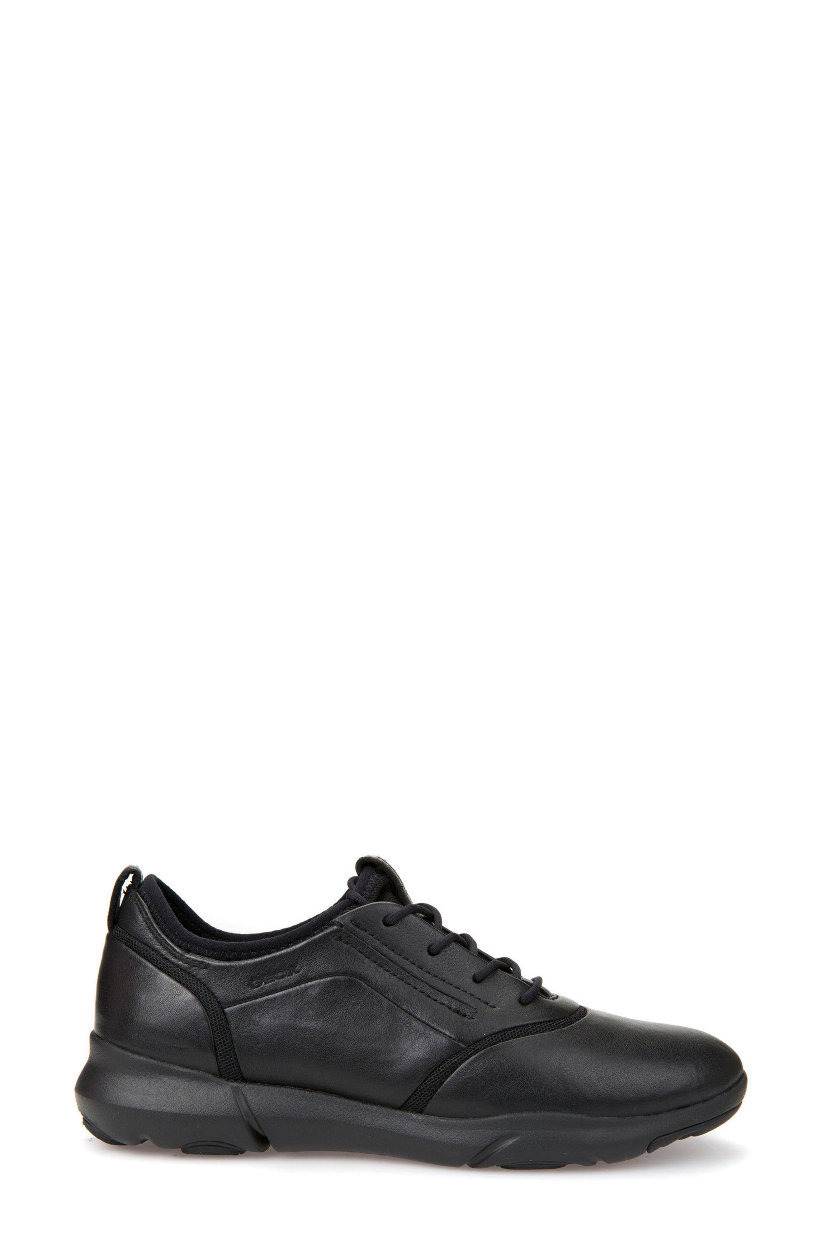 Nebula S 2 Low Top Sneaker,                             Alternate thumbnail 3, color,                             001