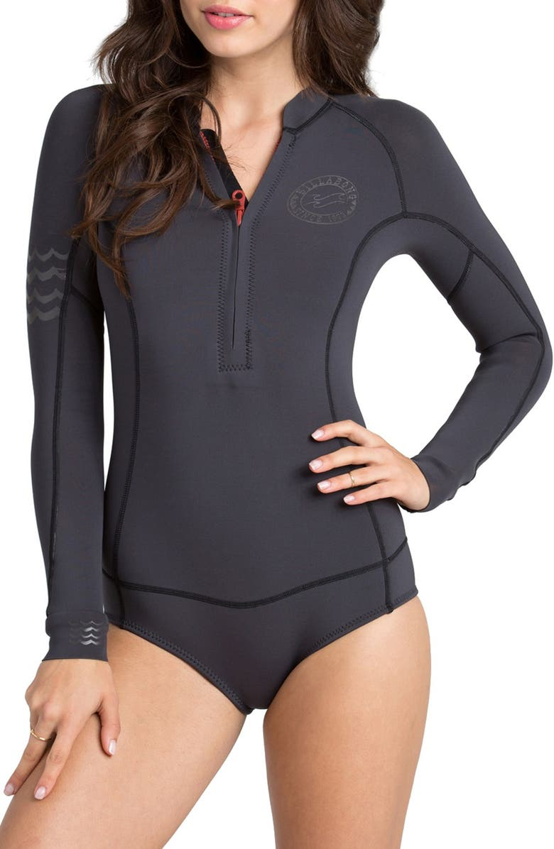 9dcd791e85 Billabong  Salty Dayz  Long Sleeve Neoprene Swimsuit