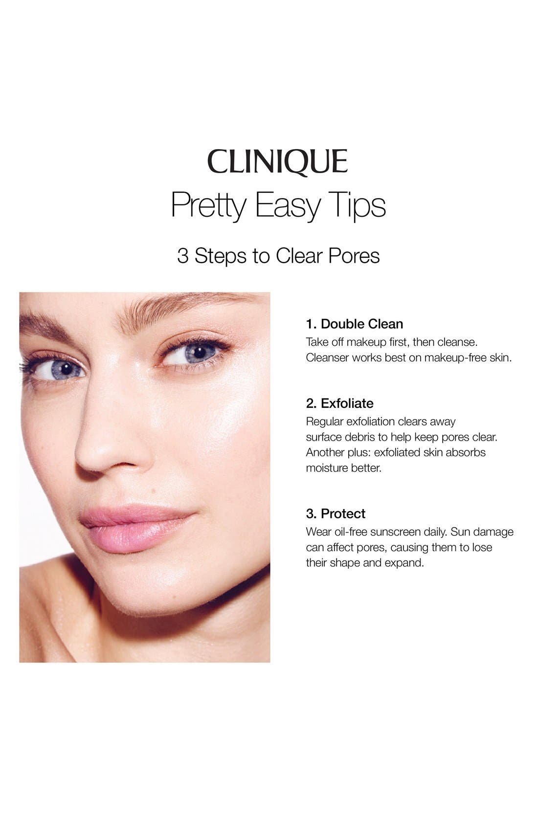 CLINIQUE,                             Take the Day Off Cleansing Balm,                             Alternate thumbnail 4, color,                             NO COLOR