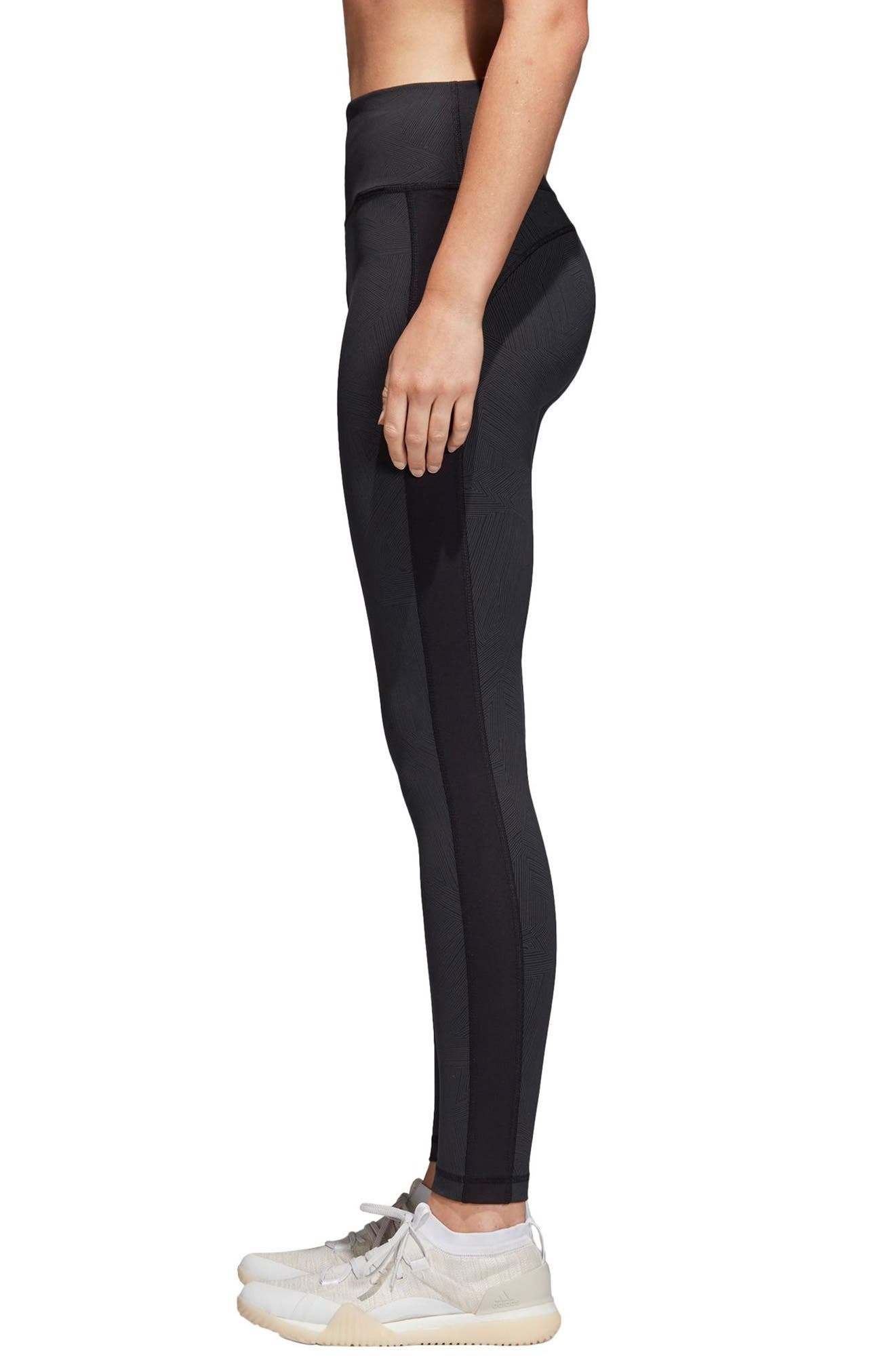 Believe This Wanderlust High Waist Leggings,                             Alternate thumbnail 3, color,                             001