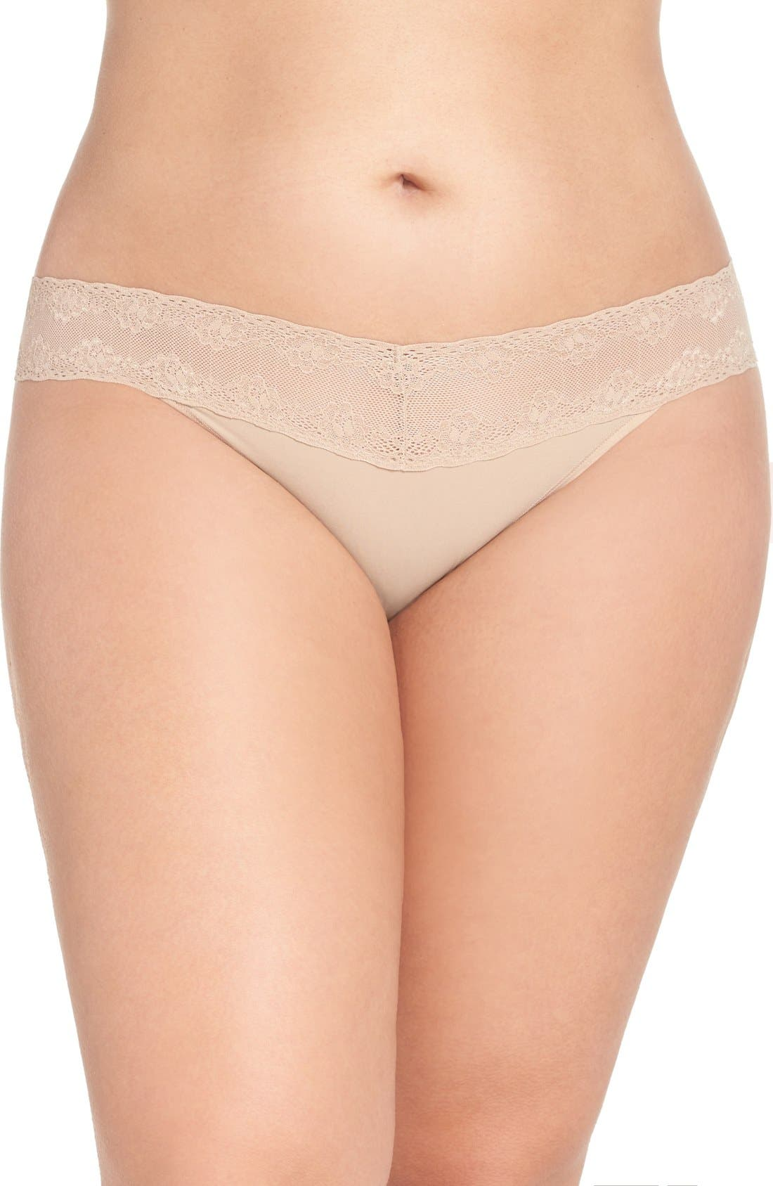 Bliss Perfection Thong,                         Main,                         color, 250