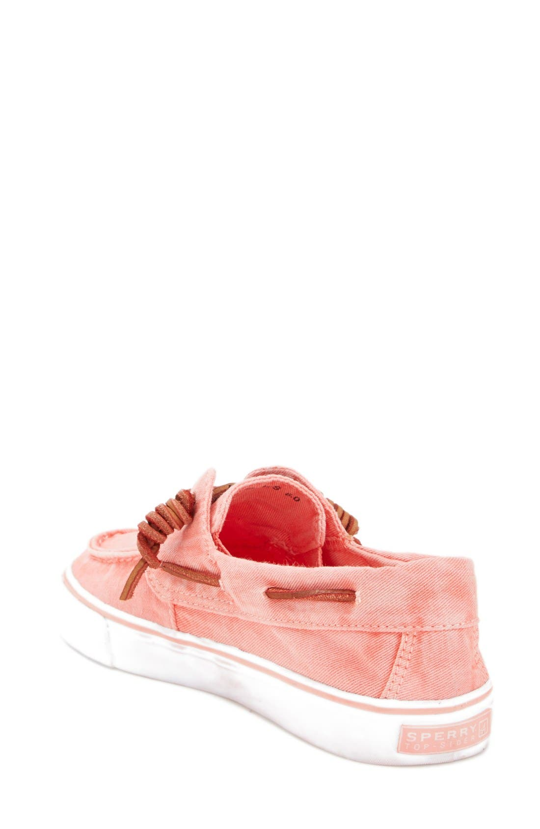 Top-Sider<sup>®</sup> 'Bahama' Sequined Boat Shoe,                             Alternate thumbnail 119, color,