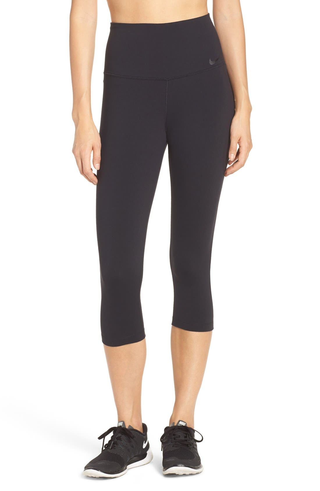 Legendary High Rise Capris,                         Main,                         color,
