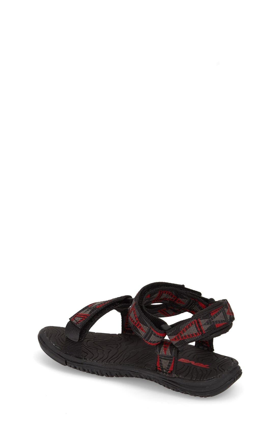'Hurricane 3' Sport Sandal,                             Alternate thumbnail 3, color,                             003