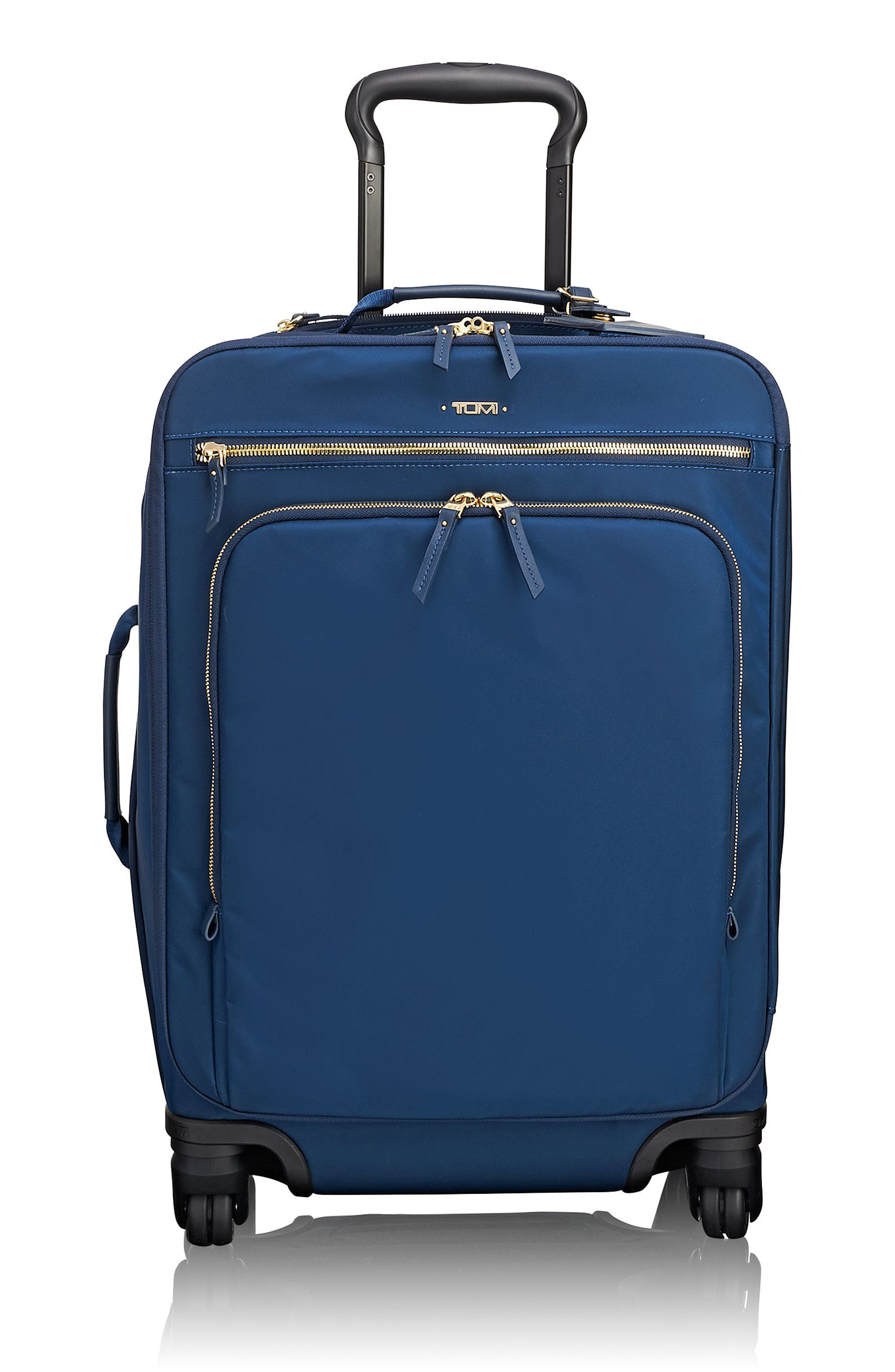 Super Leger 21-Inch Nylon Carry-On,                             Main thumbnail 2, color,
