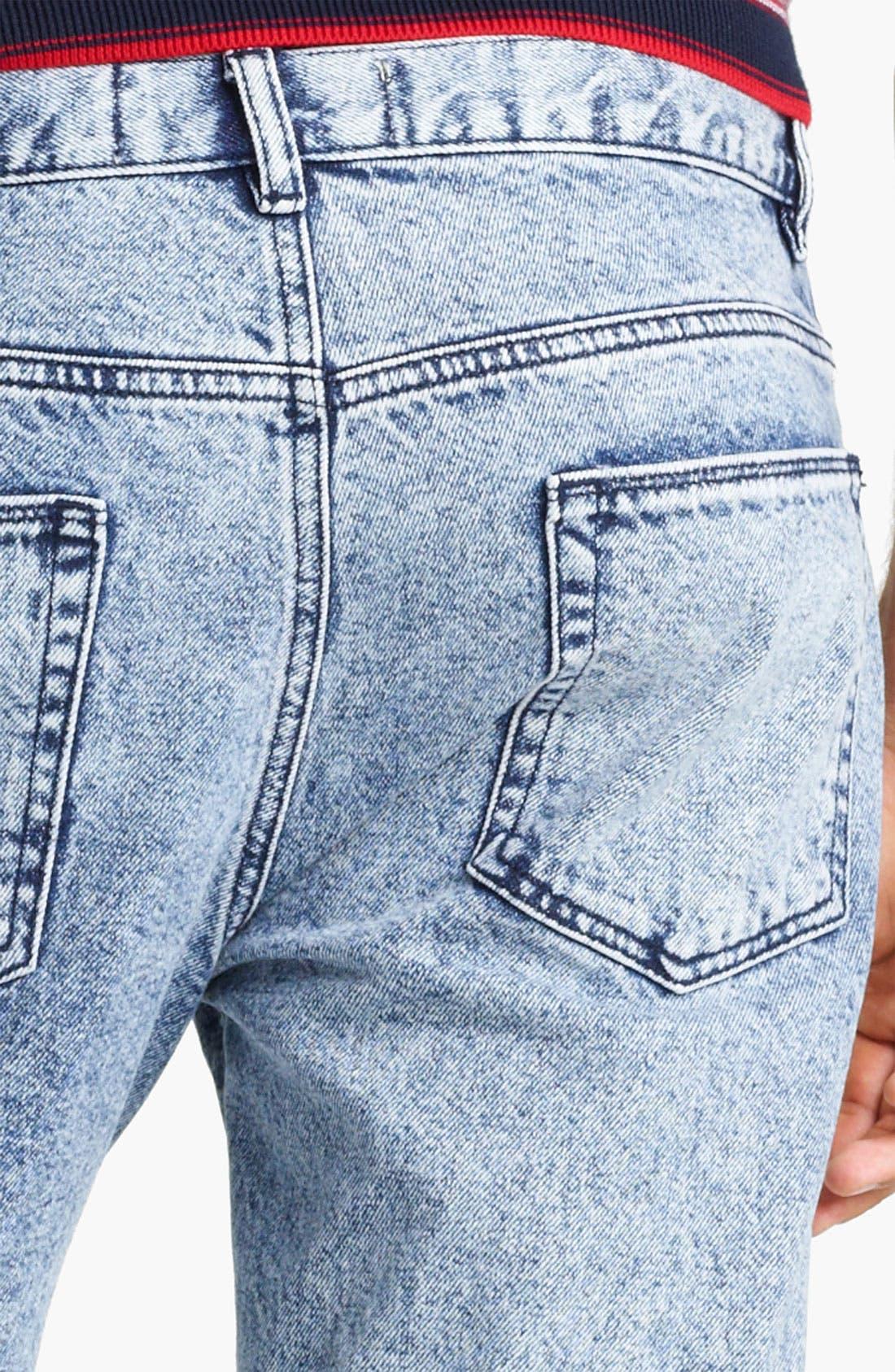 Vintage Skinny Jeans,                             Alternate thumbnail 6, color,