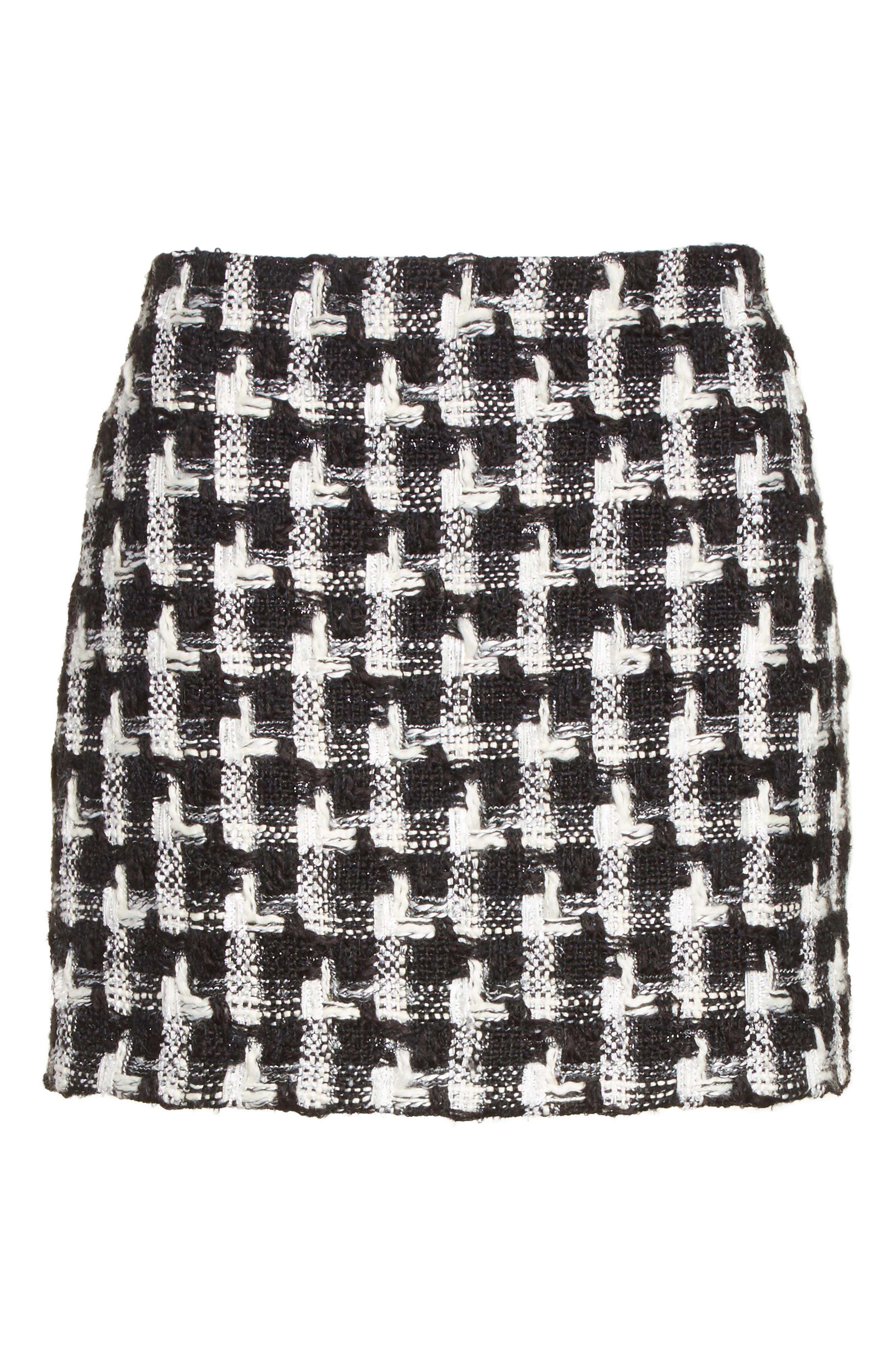 Elana Miniskirt,                             Alternate thumbnail 6, color,                             009