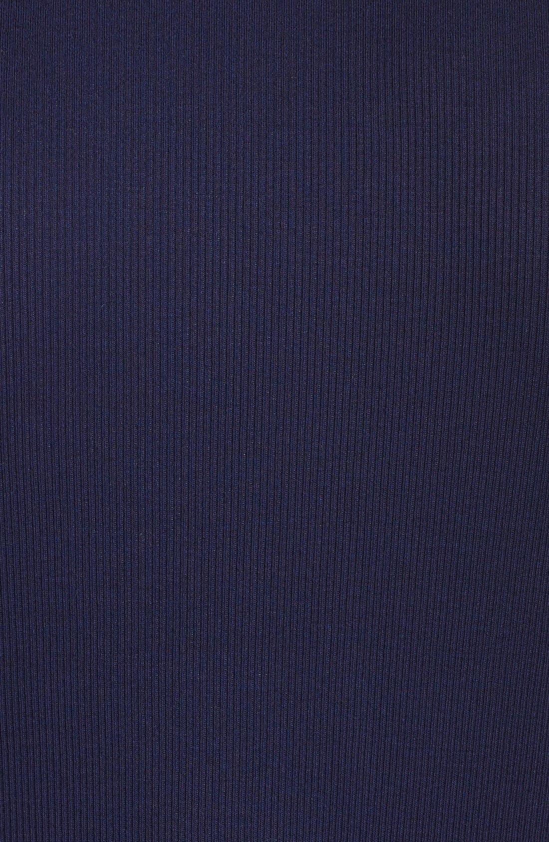 Sleeveless Rib Knit Top,                             Alternate thumbnail 10, color,