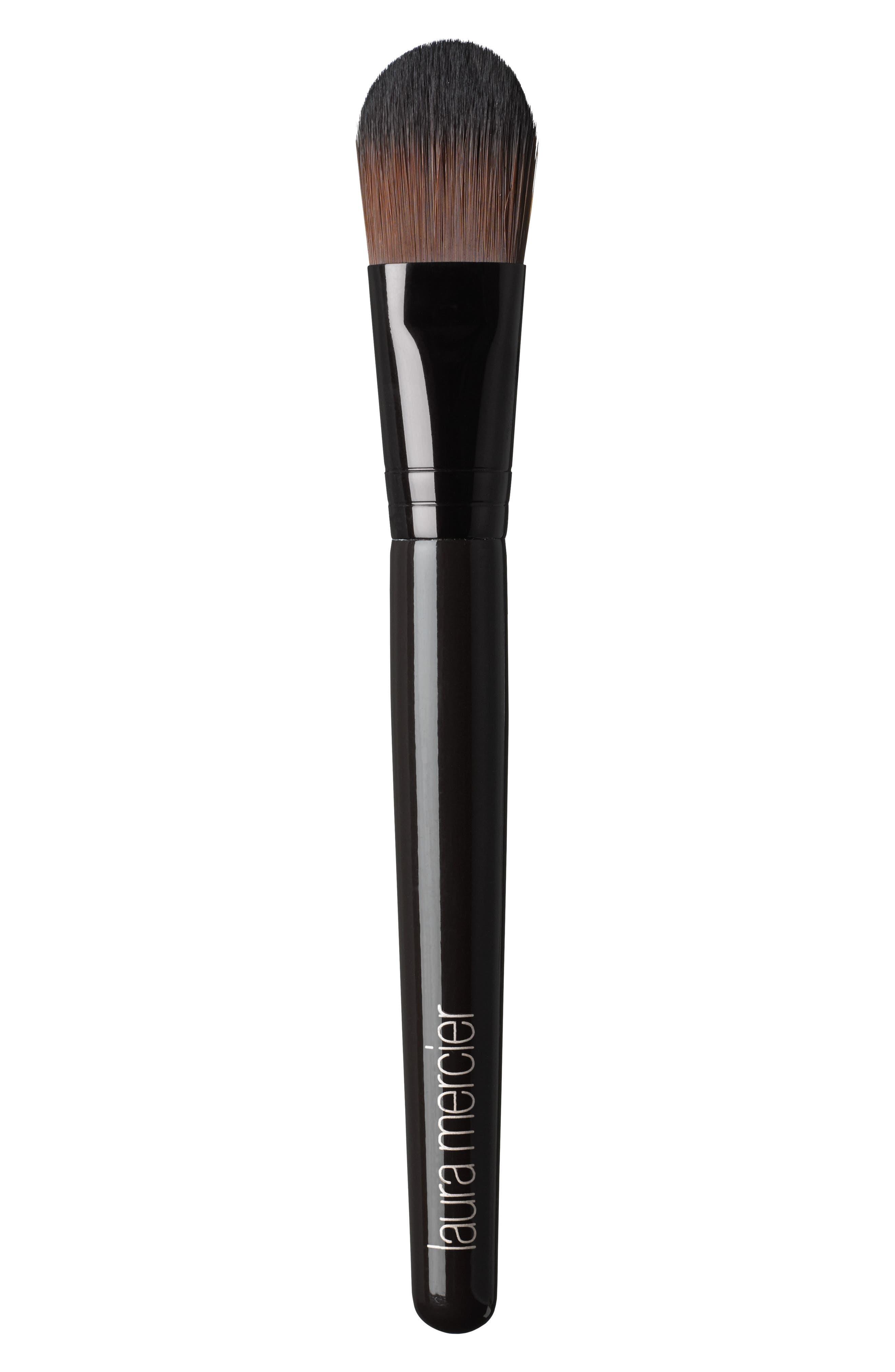 Crème Cheek Color Brush,                             Main thumbnail 1, color,                             NO COLOR