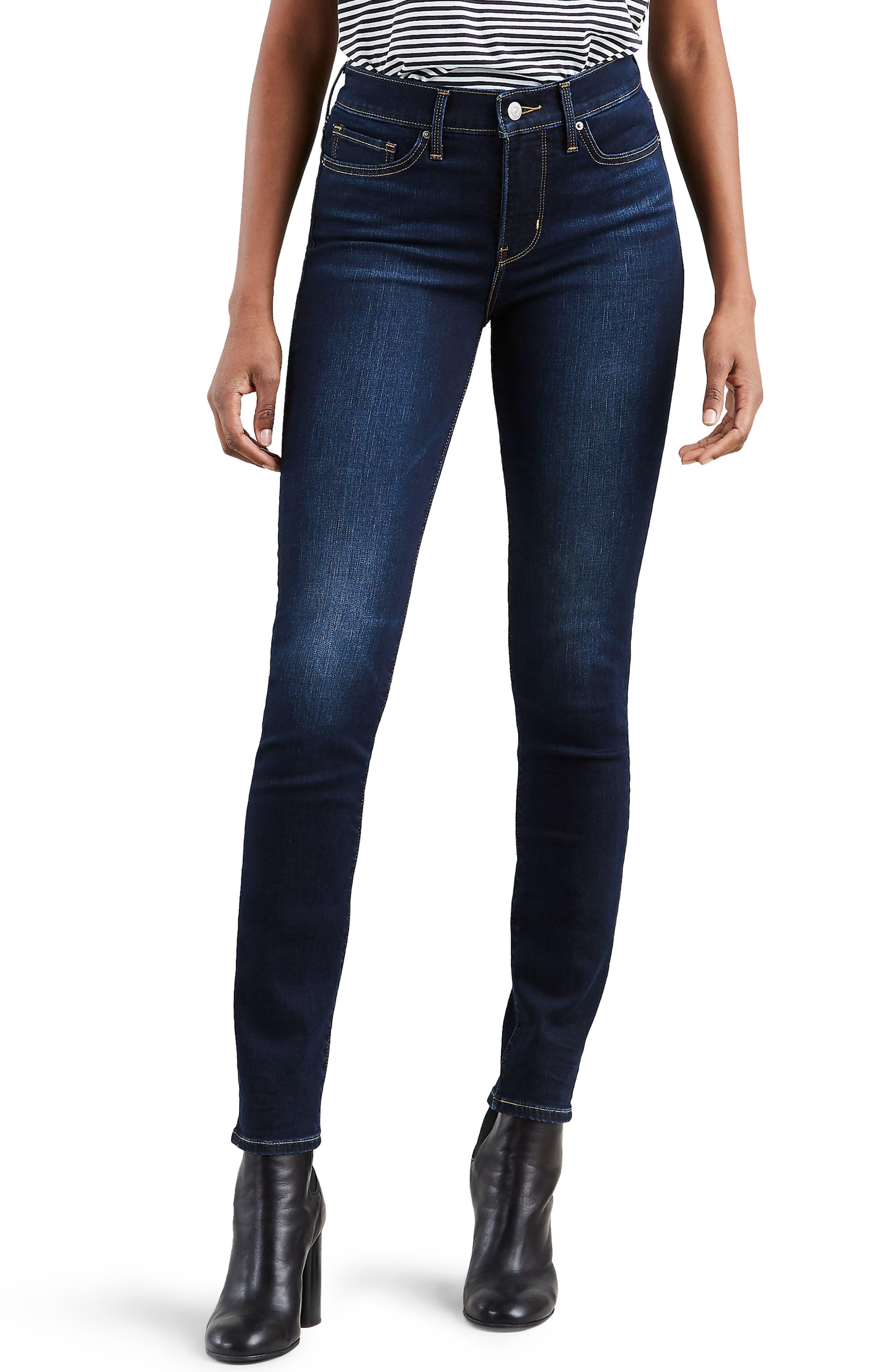 311<sup>™</sup> Shaping Skinny Jeans,                             Main thumbnail 1, color,                             ARCADE NIGHT