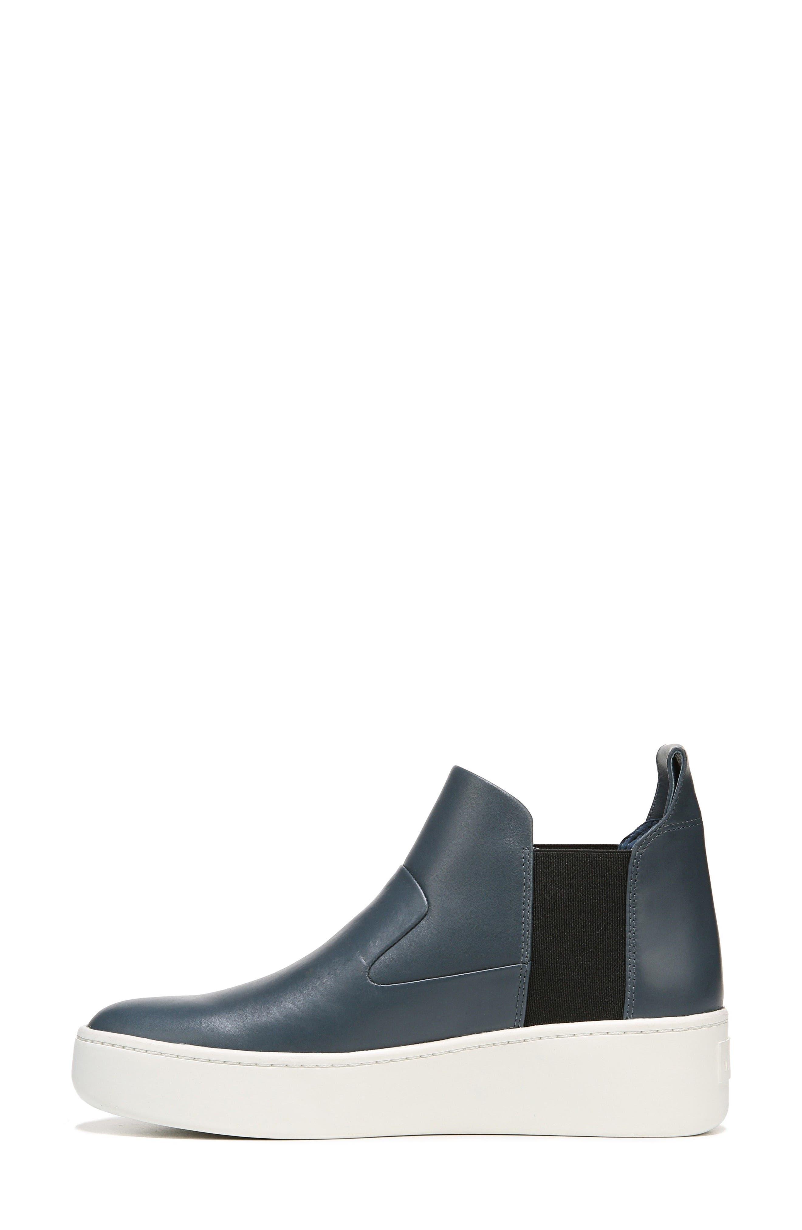 Eren Slip-On High Top Sneaker,                             Alternate thumbnail 8, color,