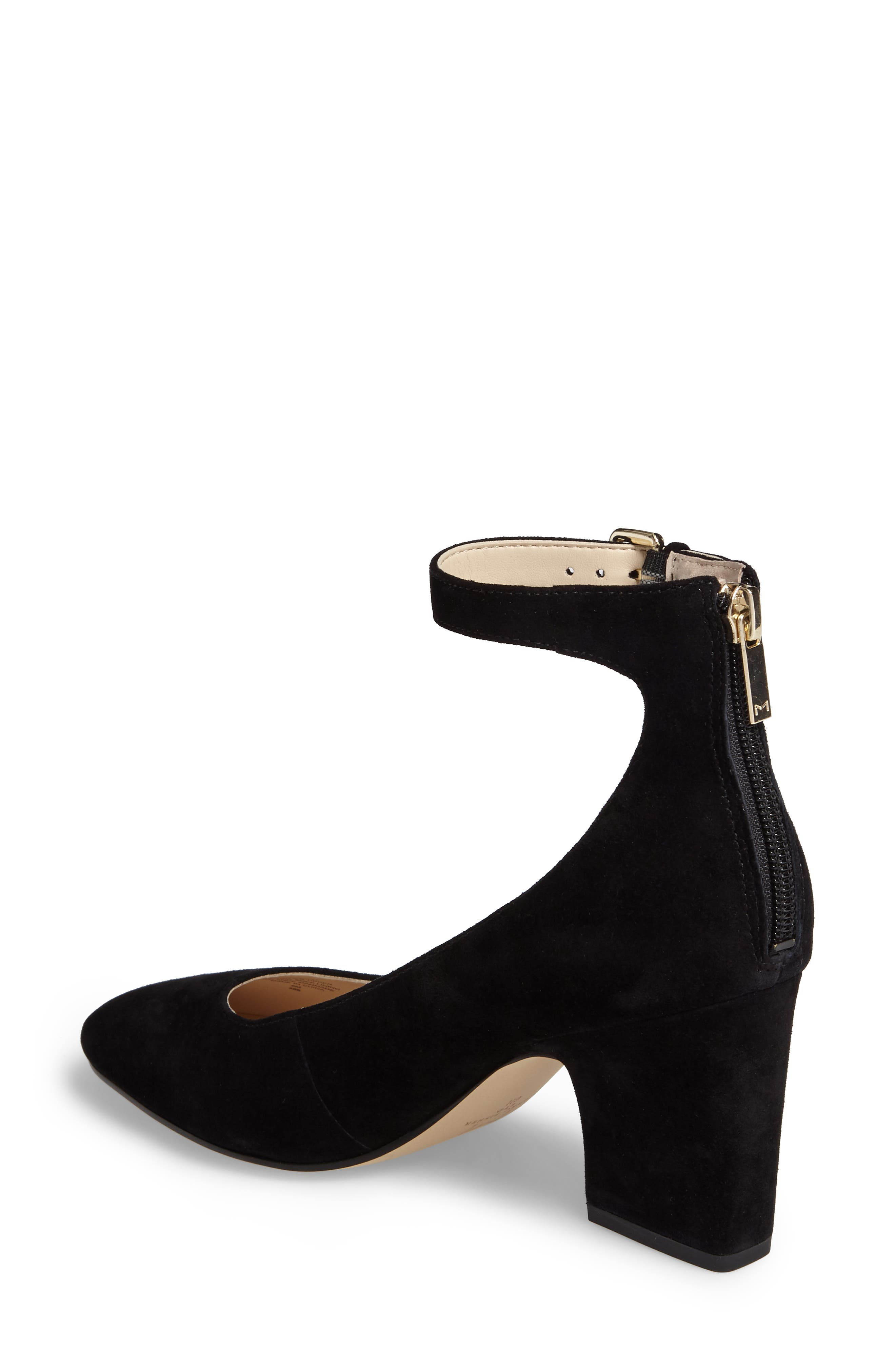 Anisy Ankle Strap Pump,                             Alternate thumbnail 6, color,