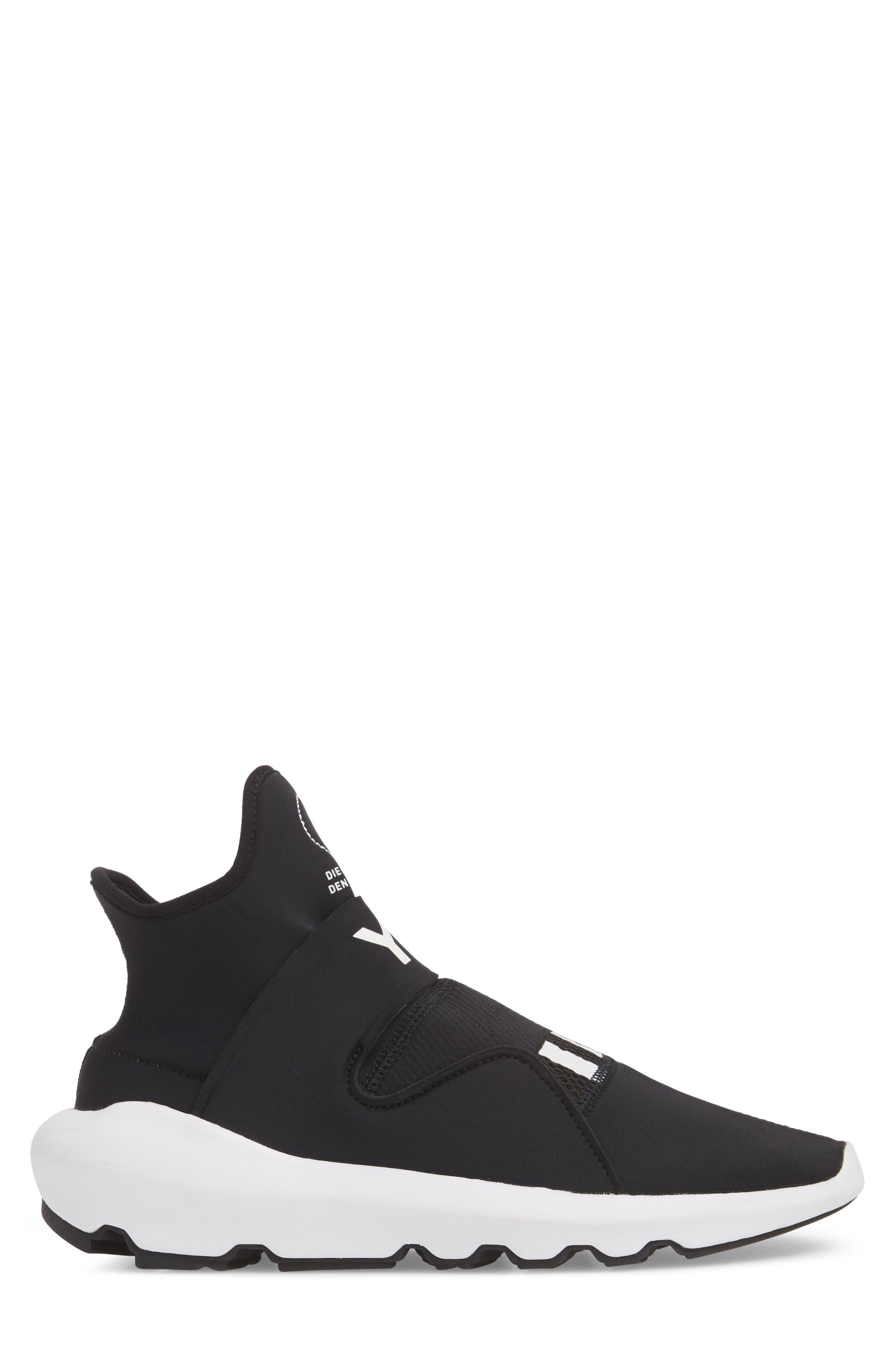 x adidas Suberou Sneaker,                             Alternate thumbnail 3, color,                             010
