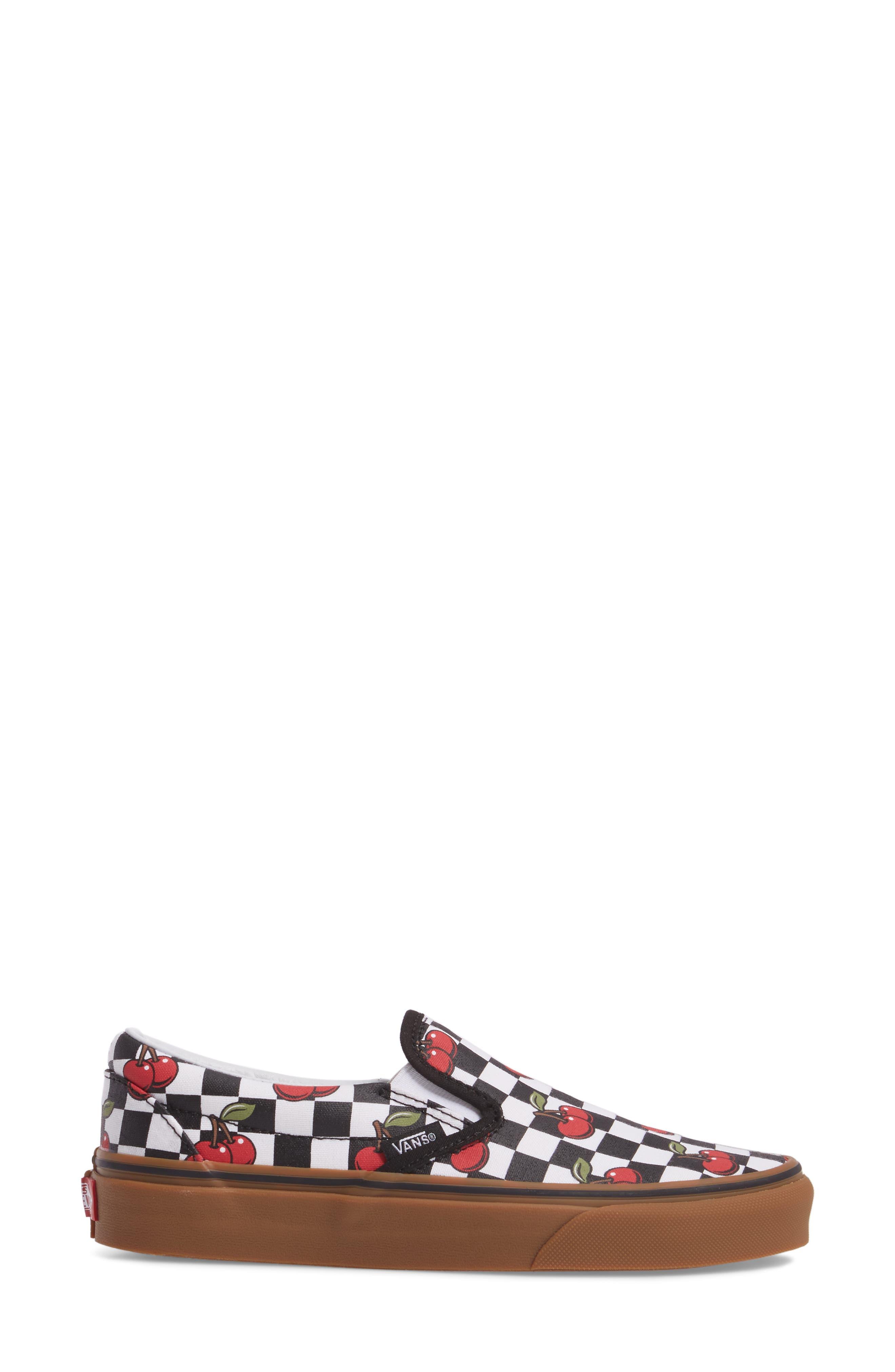 Classic Slip-On Sneaker,                             Alternate thumbnail 183, color,