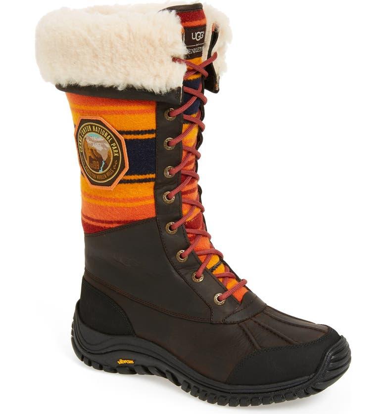x Pendleton 'Adirondack - Grand Canyon' Waterproof Lace-Up Boot, ...