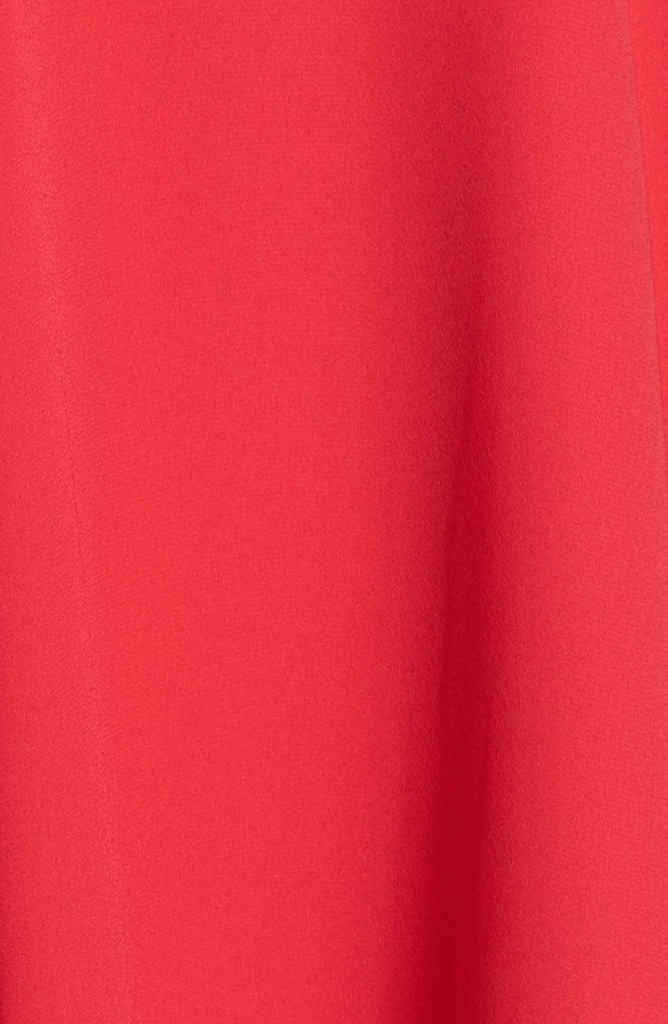 Asymmetric Hem Shift Dress,                             Alternate thumbnail 15, color,