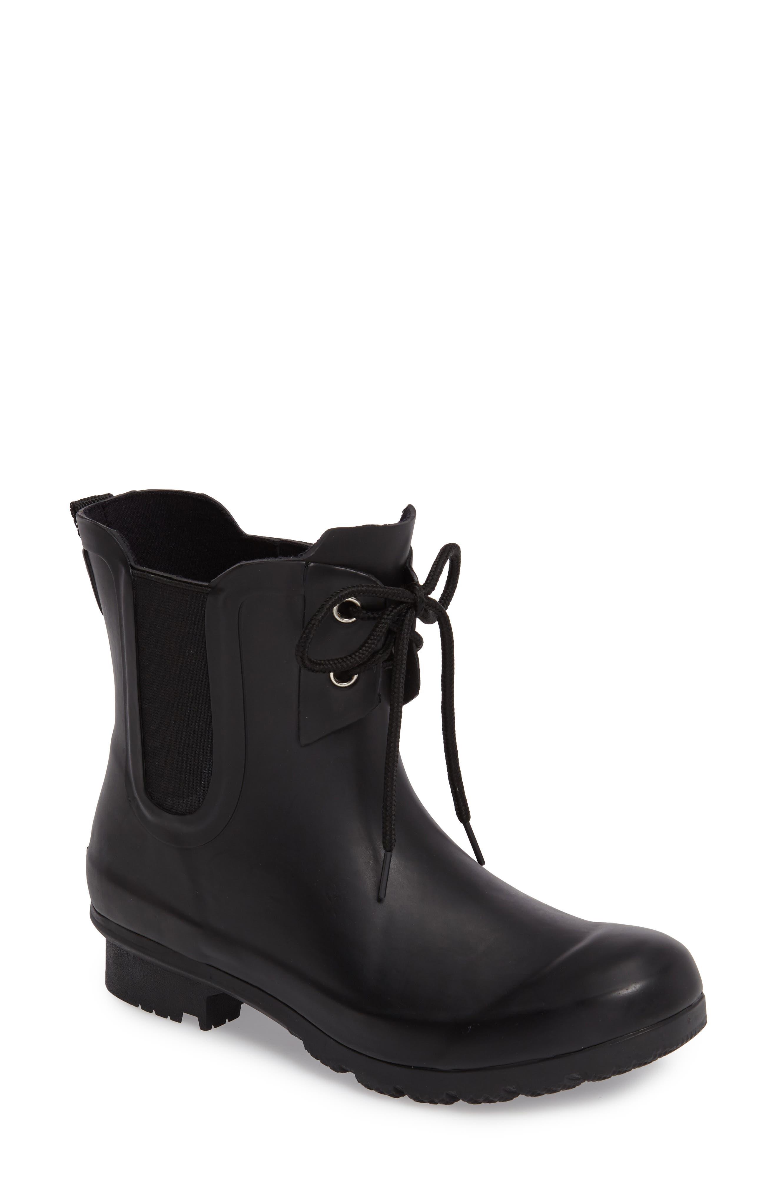 Waterproof Chelsea Rain Boot,                         Main,                         color, 012