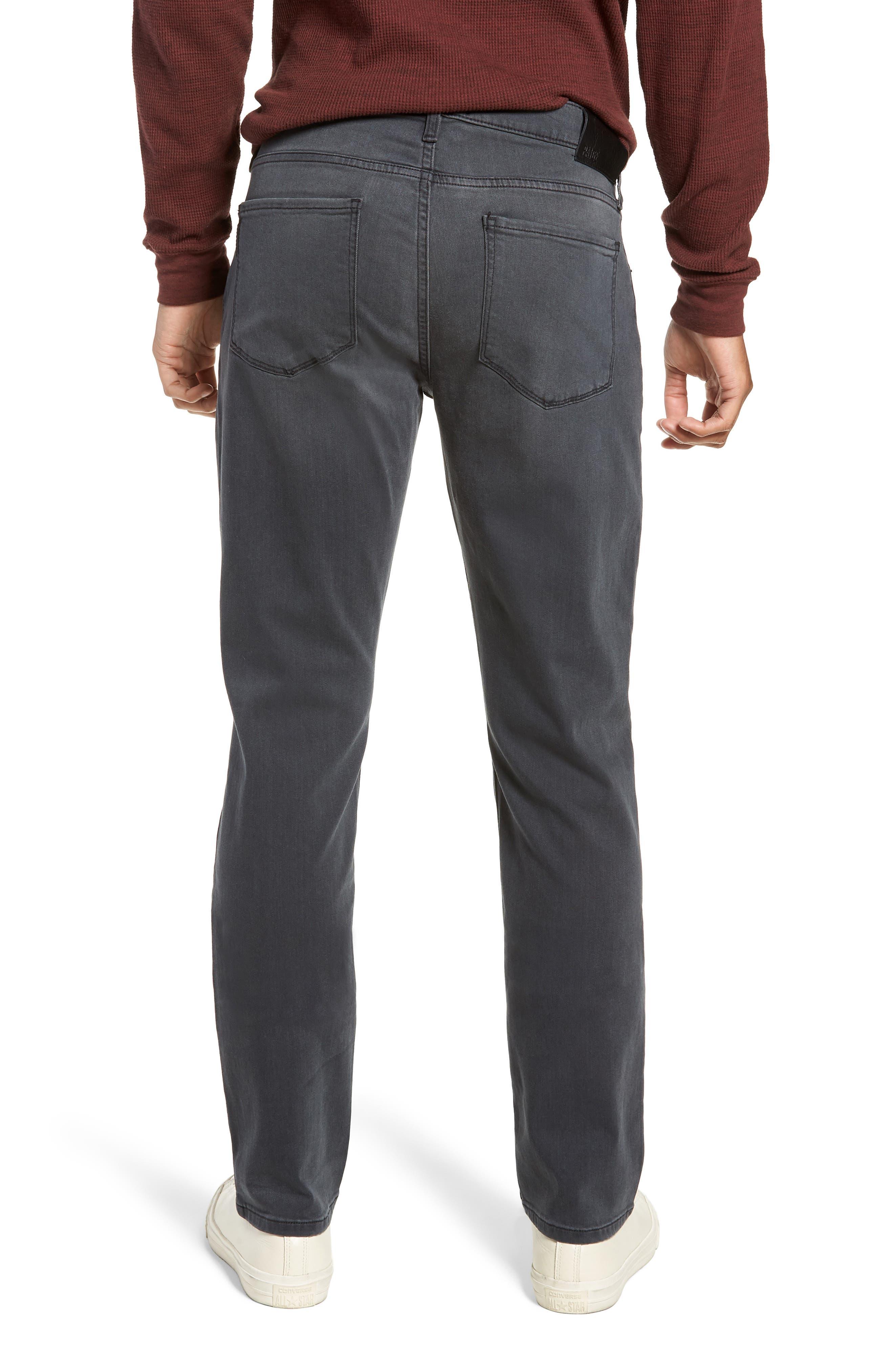 Transcend - Federal Slim Straight Leg Jeans,                             Alternate thumbnail 2, color,                             SHELDON