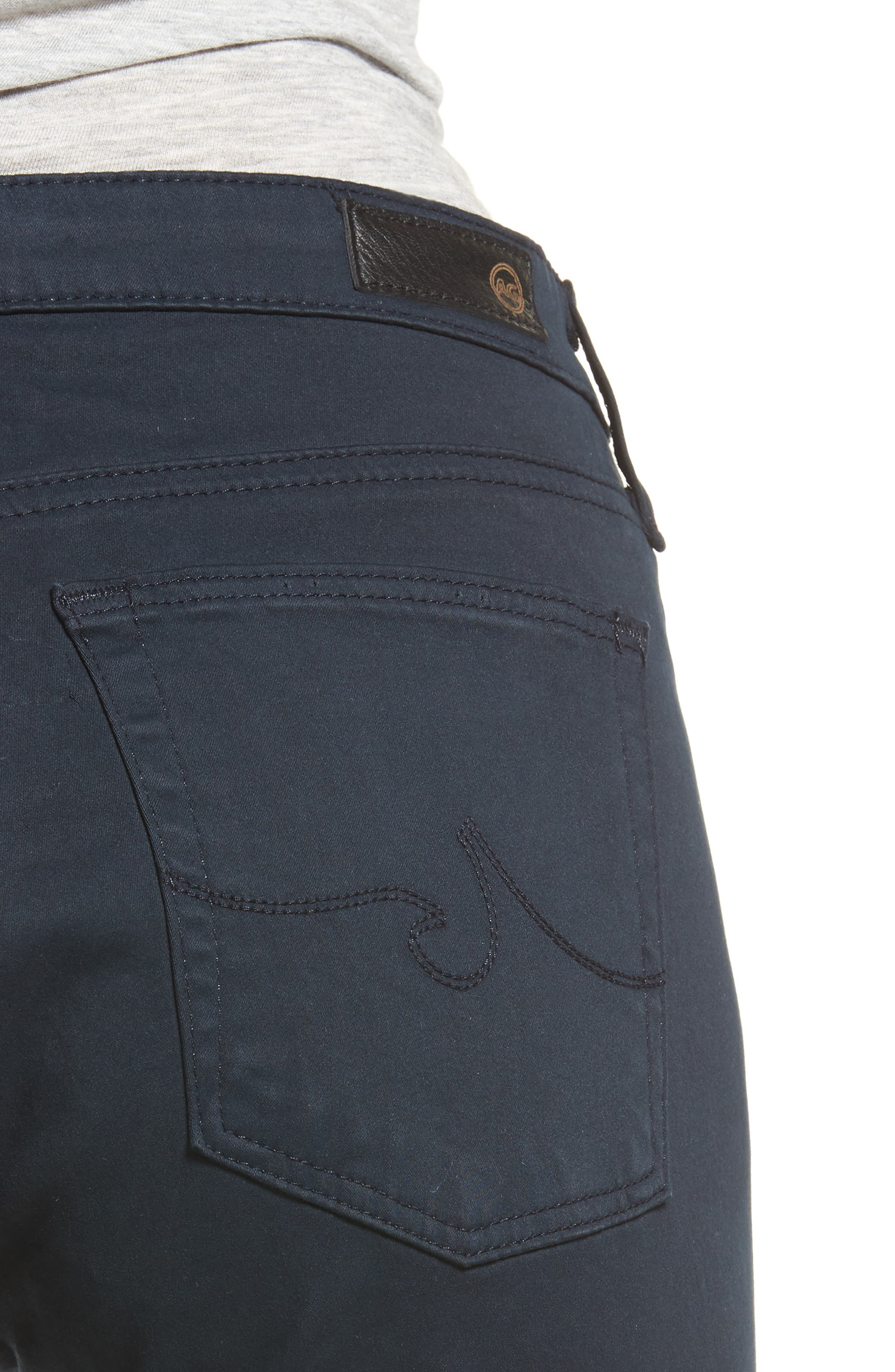 'The Prima' Cigarette Leg Skinny Jeans,                             Alternate thumbnail 85, color,