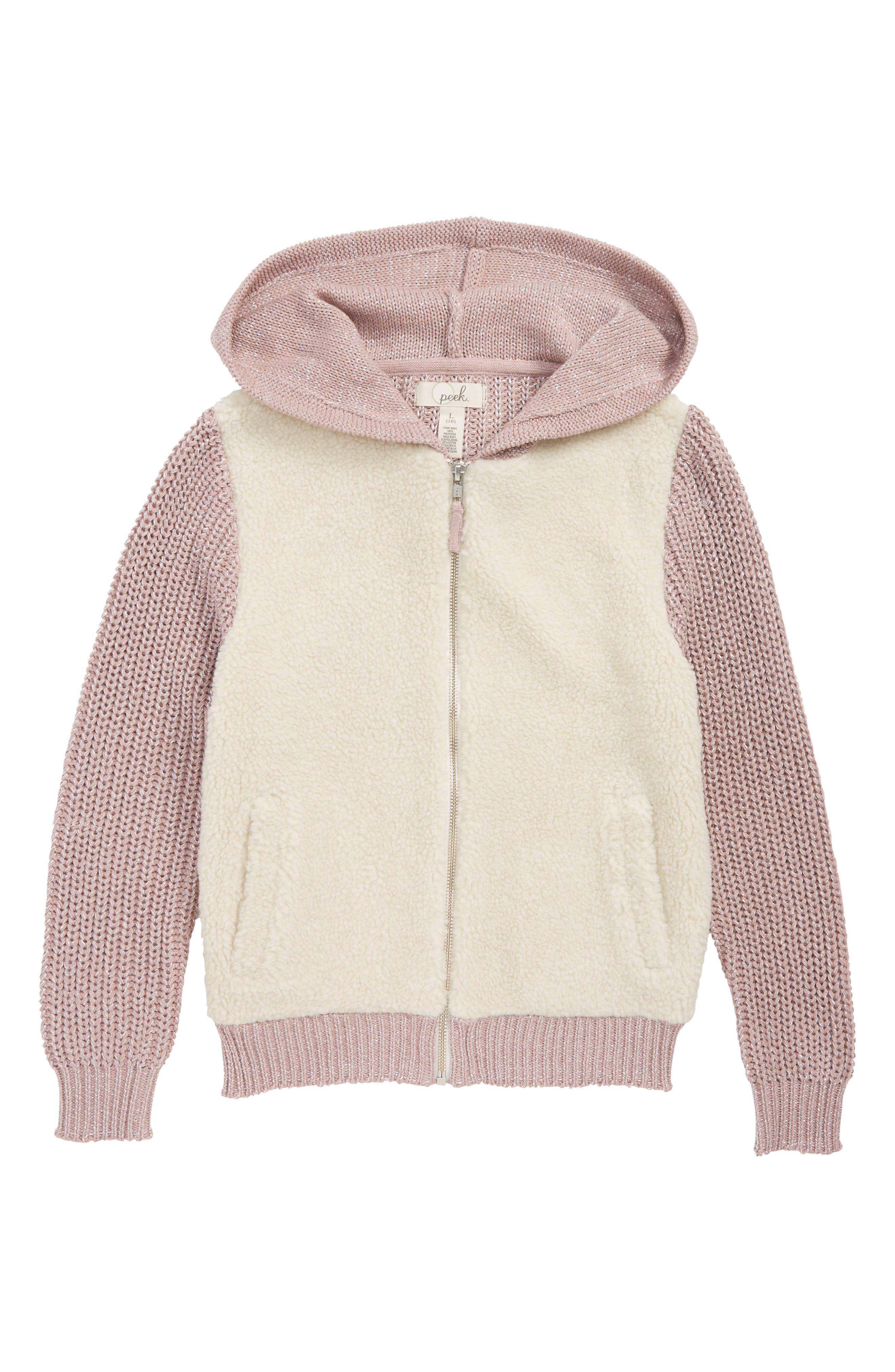 Ivy Jacket,                         Main,                         color, ROSE PINK
