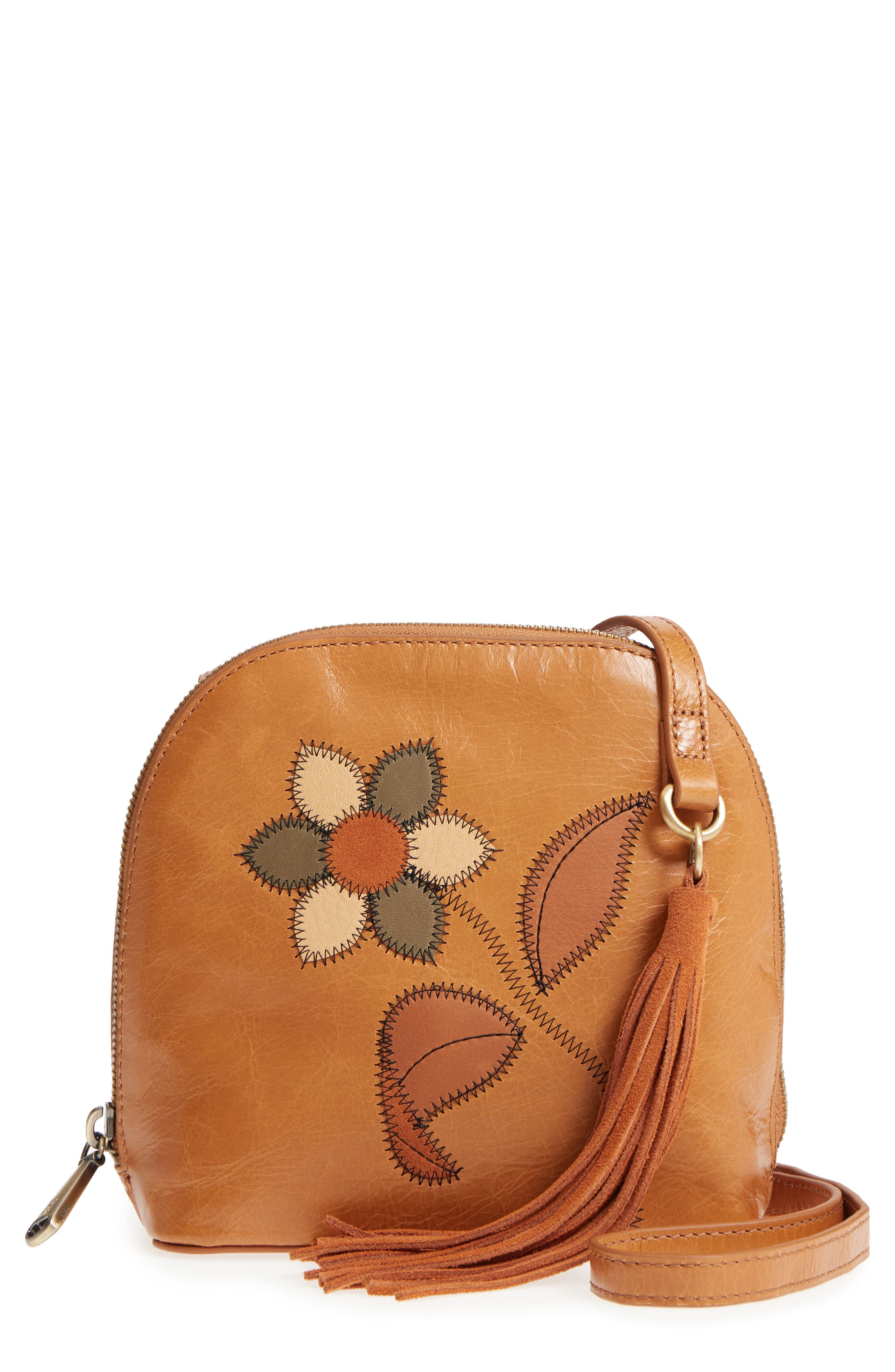 HOBO,                             Nash Floral Crossbody Bag,                             Main thumbnail 1, color,                             212