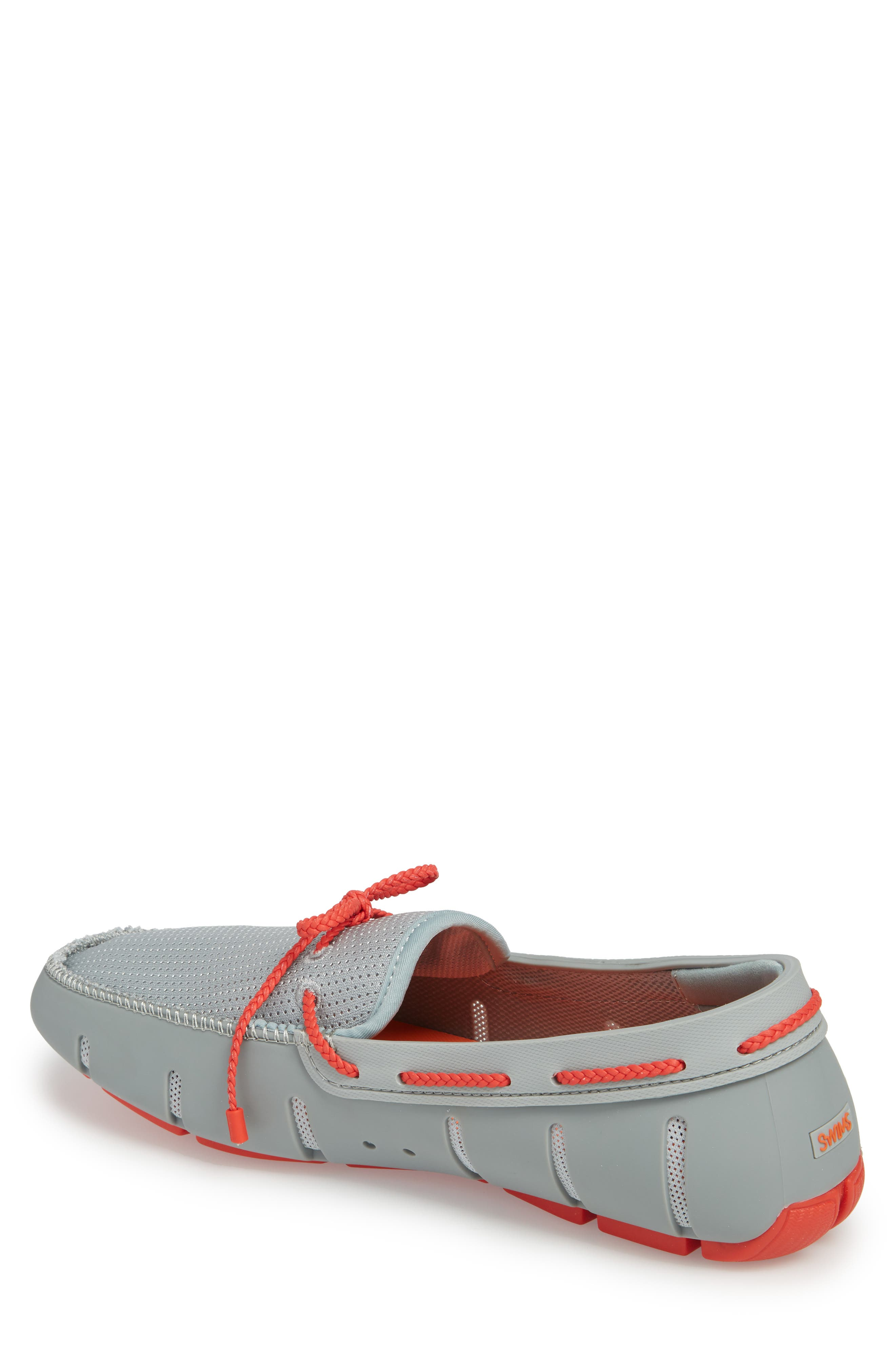 Lace Loafer,                             Alternate thumbnail 2, color,                             LIMESTONE/ TRAFFIC LIGHT