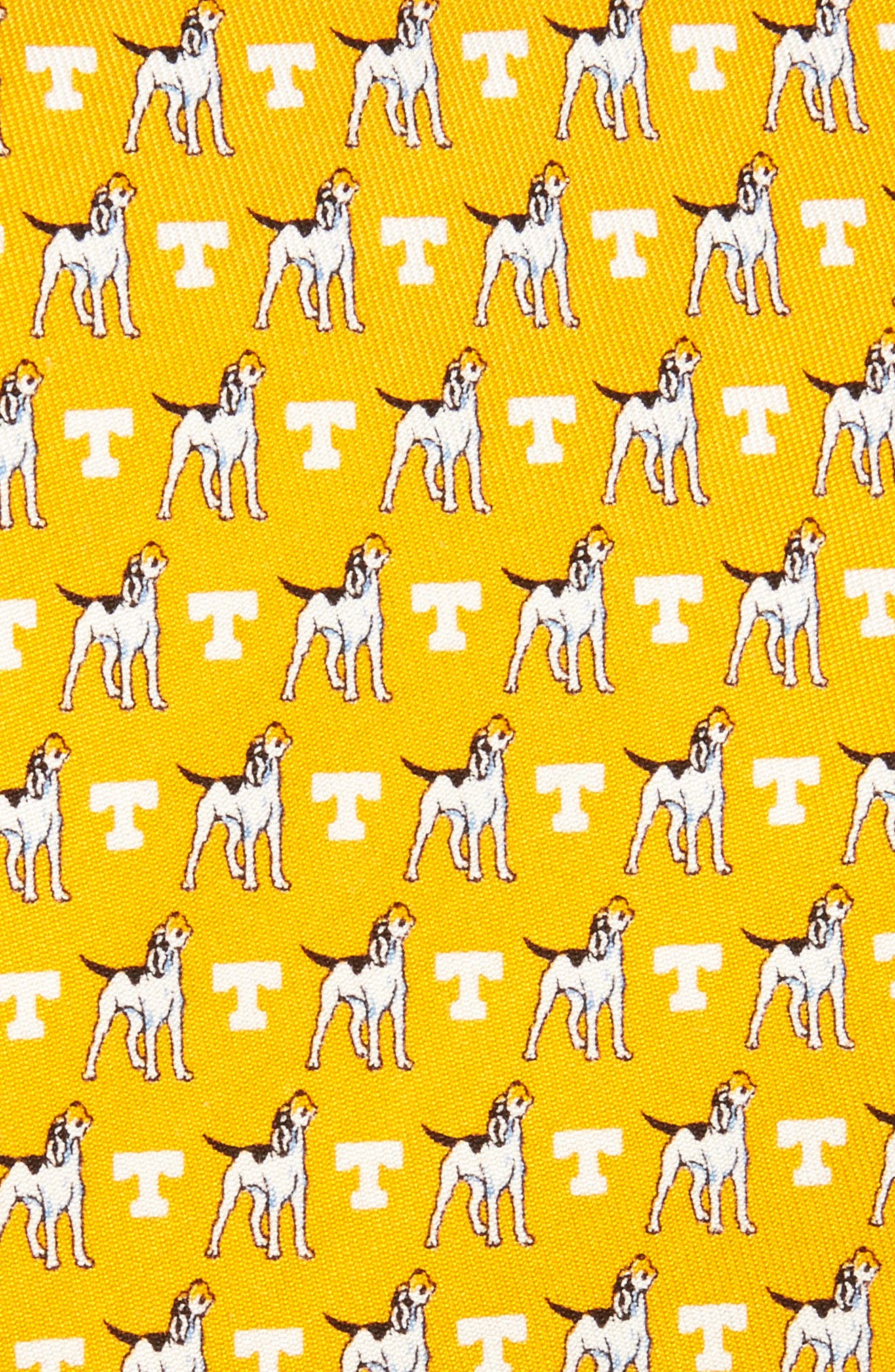 Tennessee Smokey Silk Tie,                             Alternate thumbnail 2, color,                             800