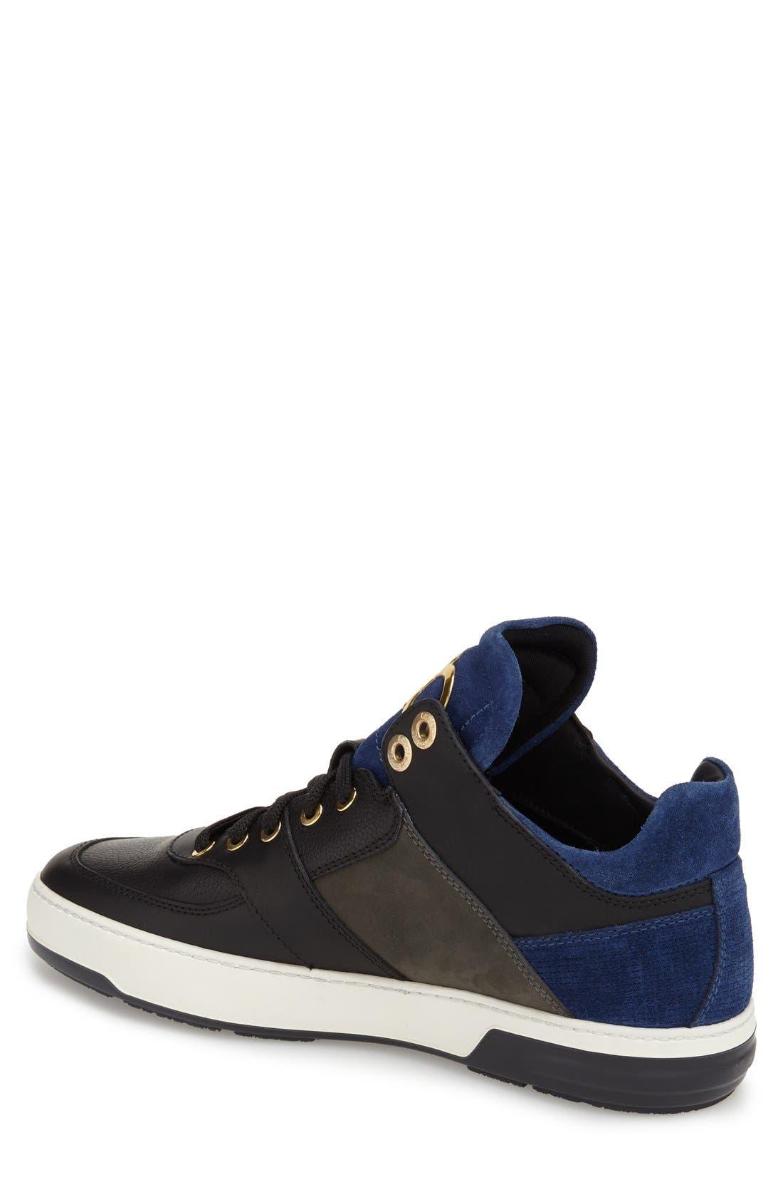 'Monroe' Sneaker,                             Alternate thumbnail 3, color,                             004