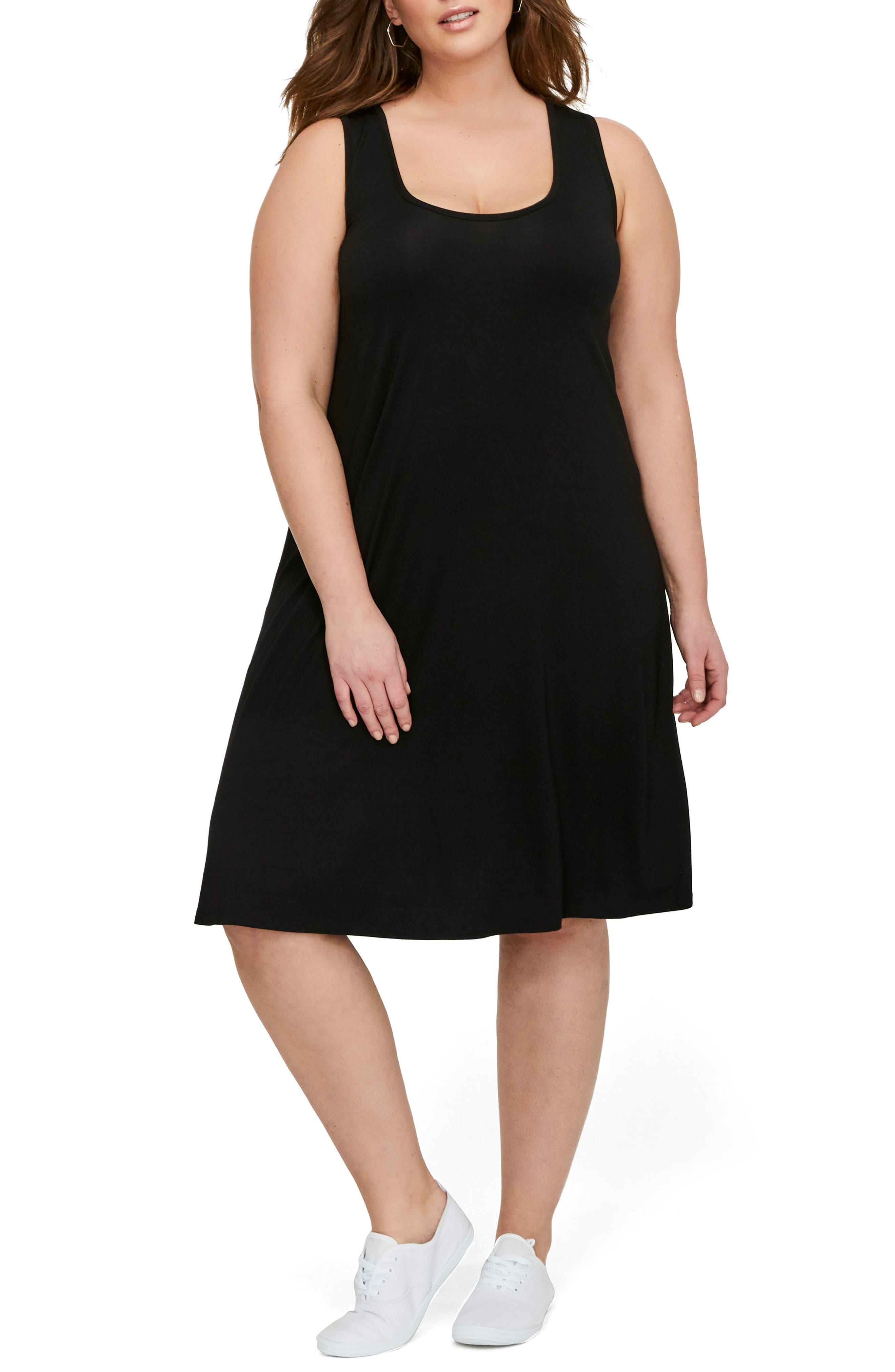Tank Dress,                         Main,                         color, 001