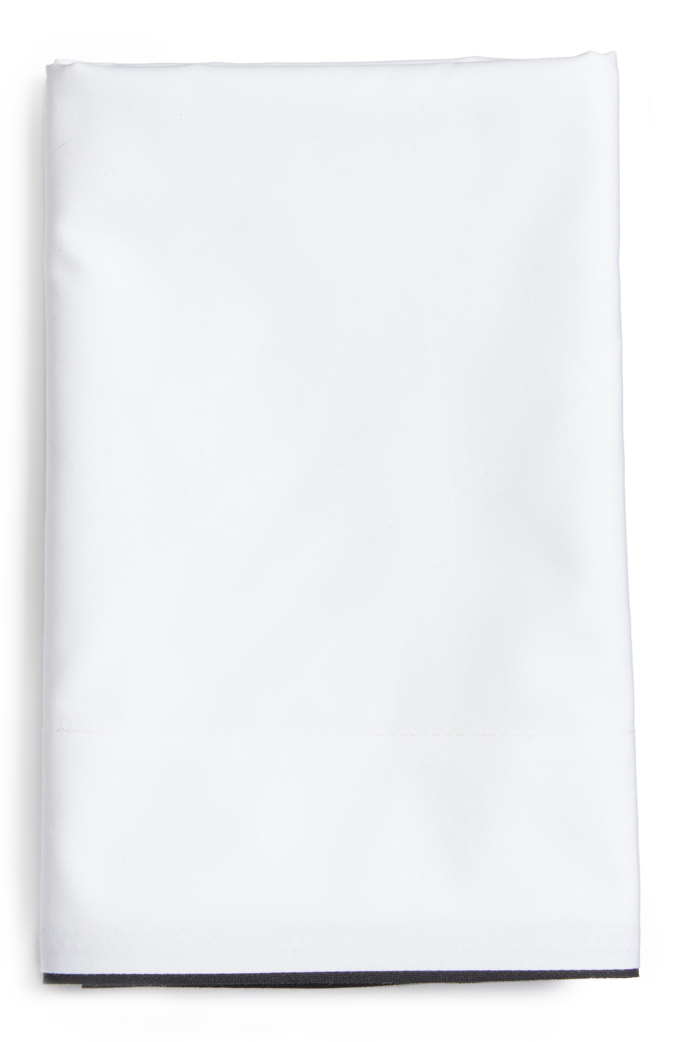 Series 1 500 Thread Count Pillowcases,                             Main thumbnail 1, color,                             001