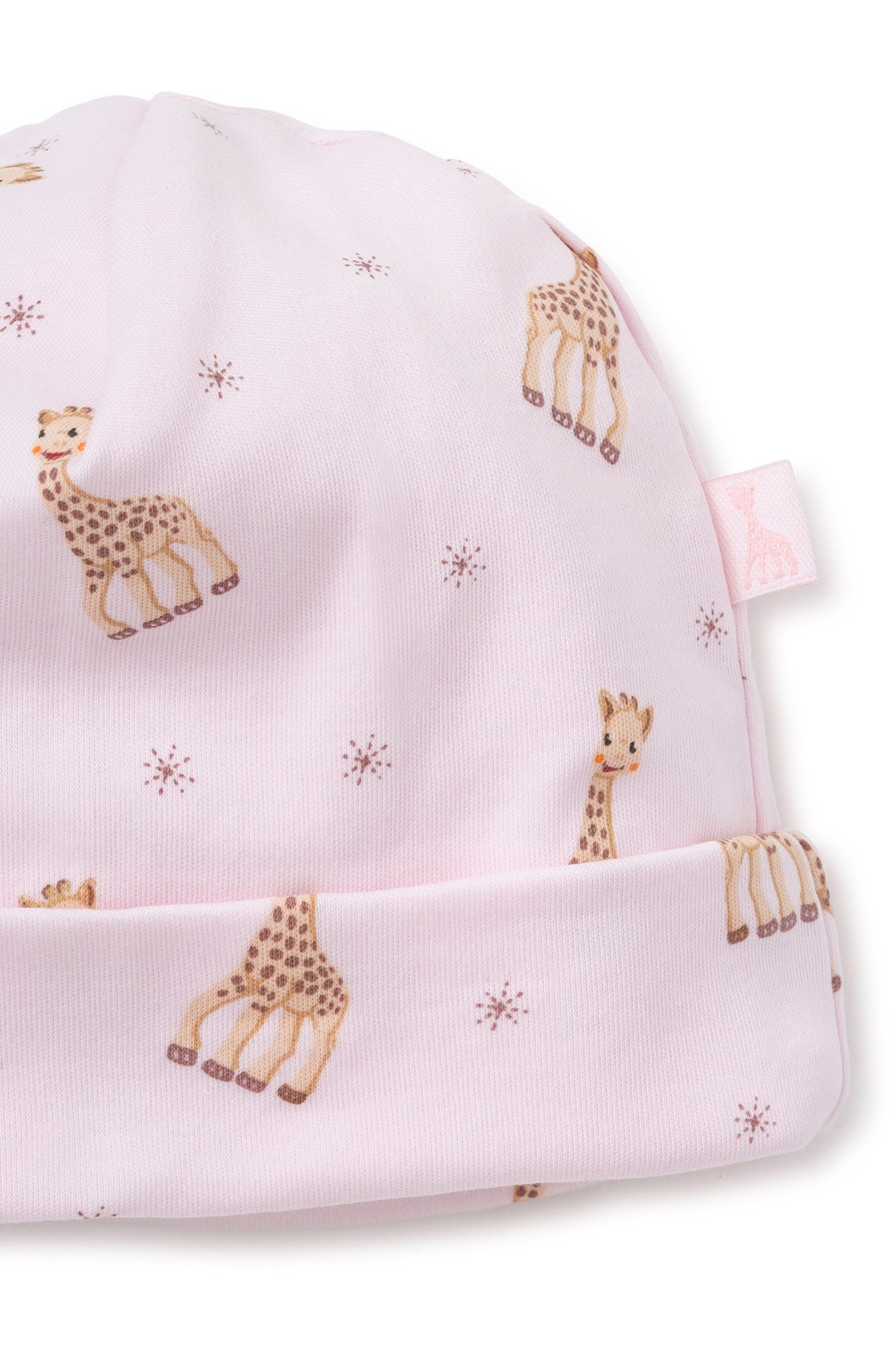 x Sophie la Girafe Beanie Hat,                             Alternate thumbnail 2, color,                             PINK
