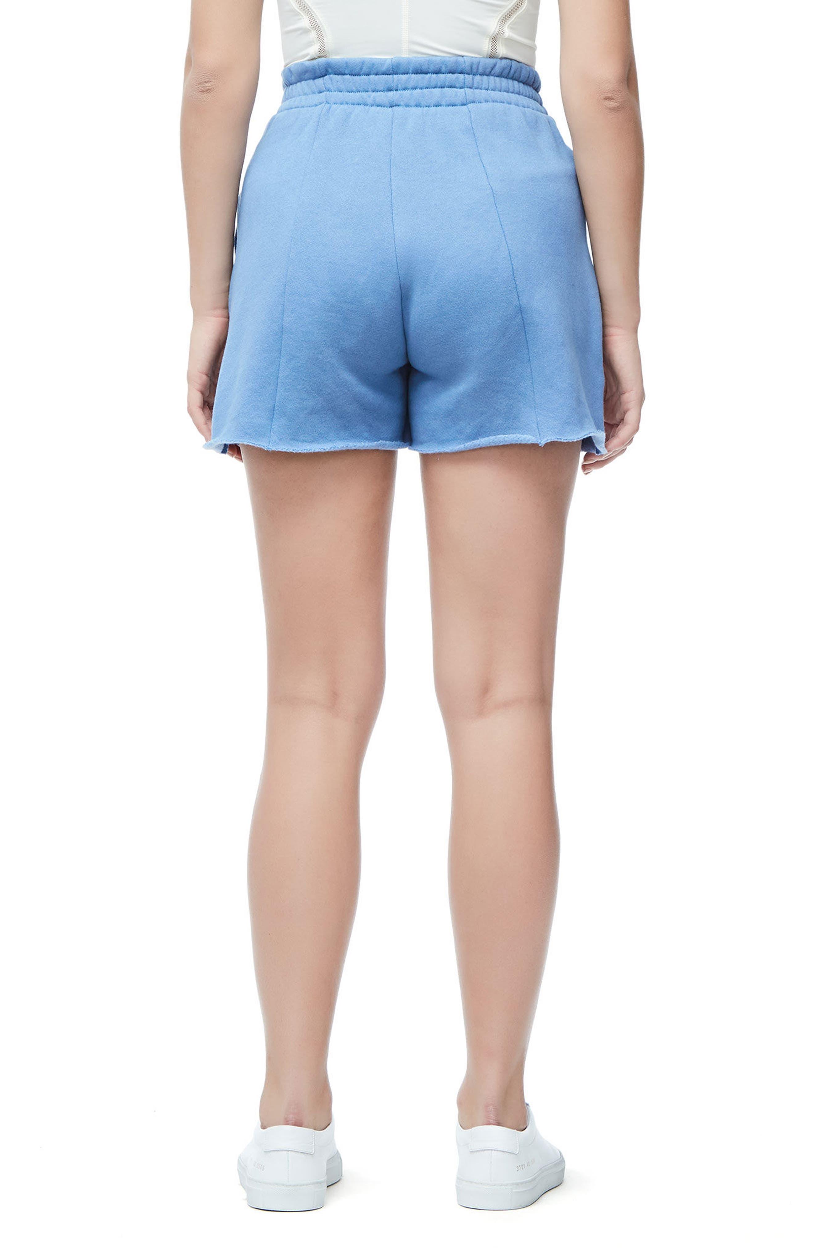 Wide Leg Sweat Shorts,                             Alternate thumbnail 2, color,                             401