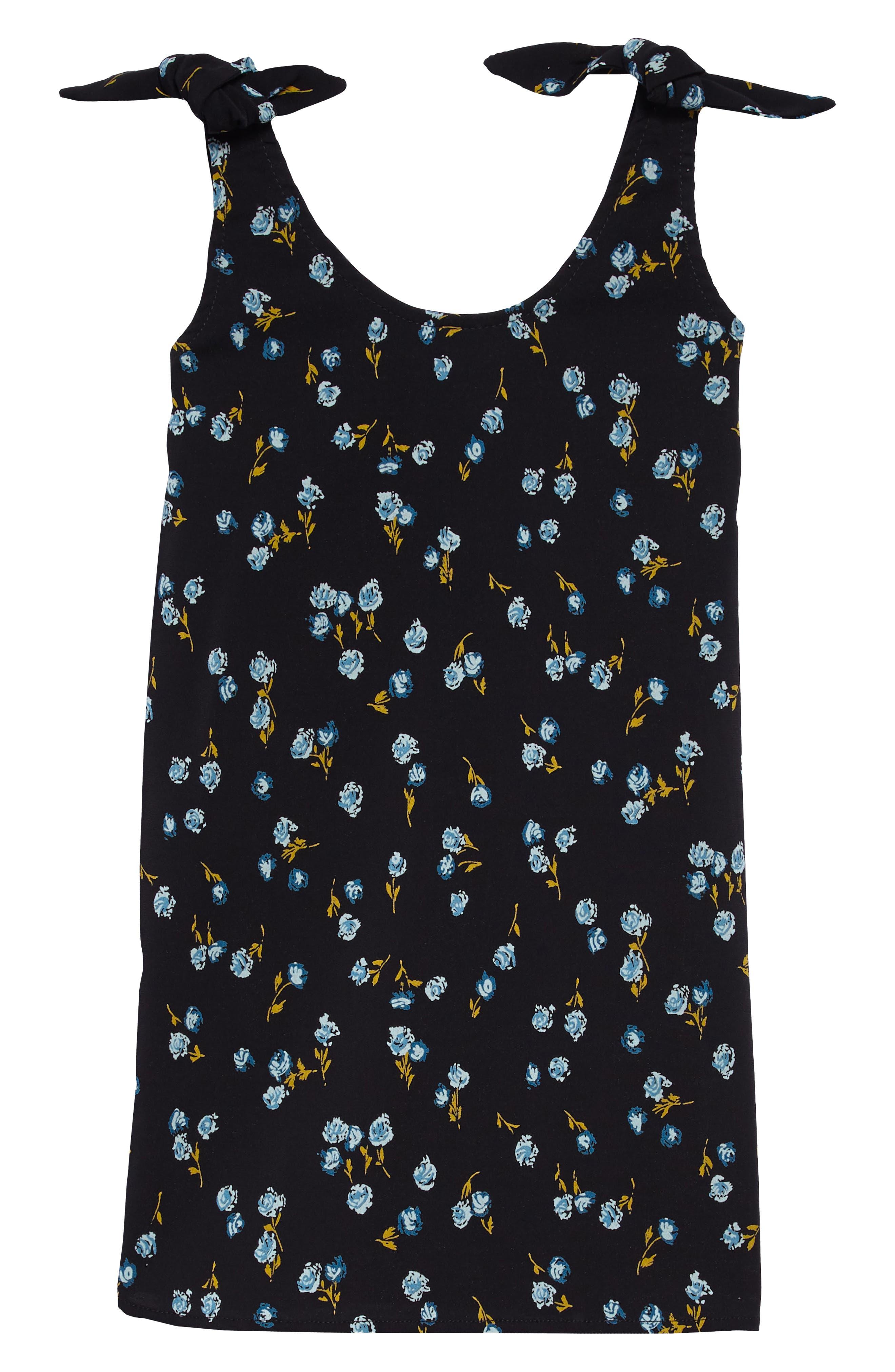 Aria Floral Dress,                         Main,                         color, 001