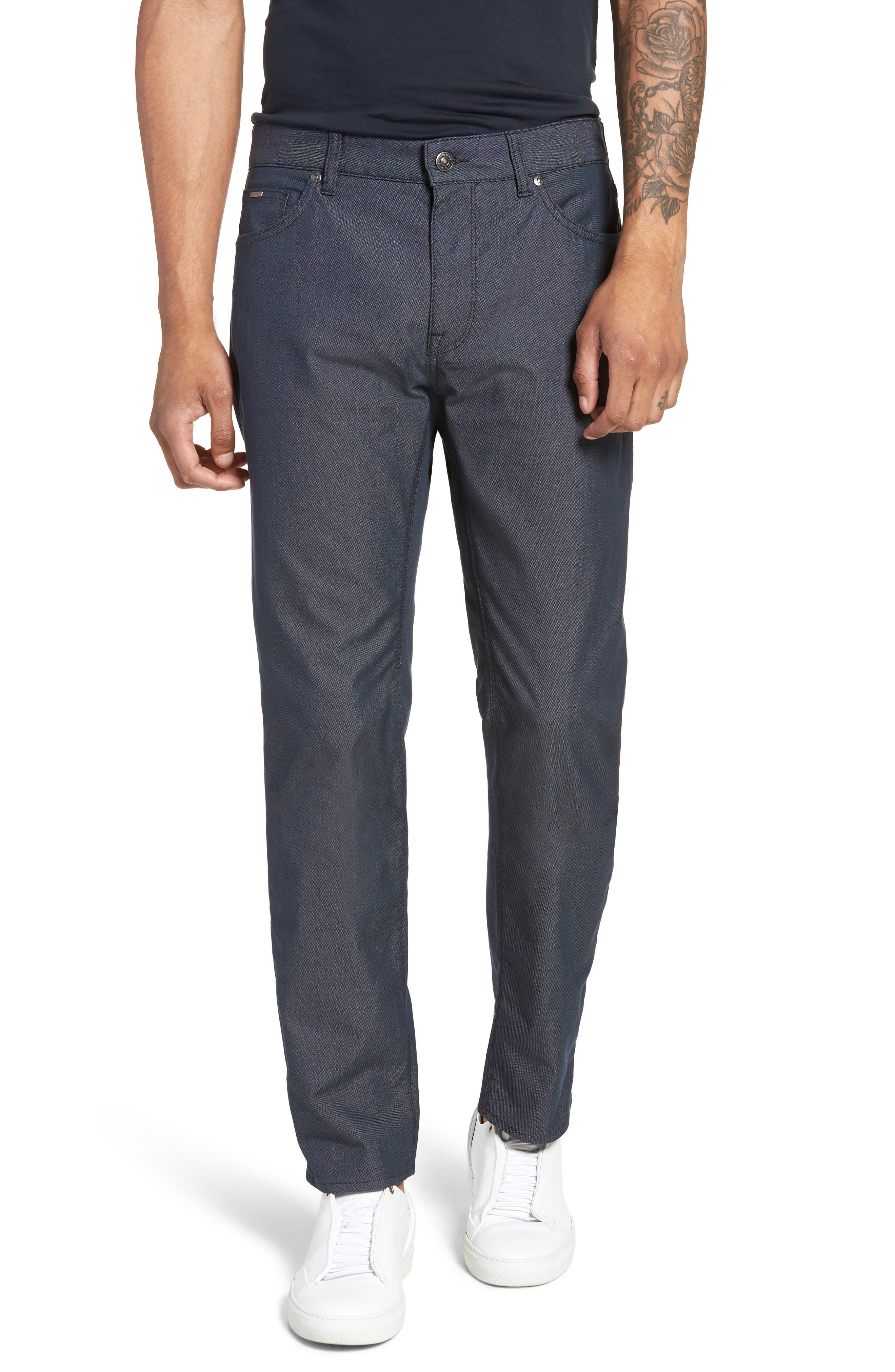 Maine Straight Leg Jeans,                         Main,                         color,