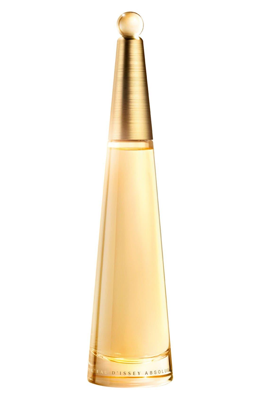 ISSEY MIYAKE,                             'L'Eau d'Issey Absolue' Eau de Parfum,                             Alternate thumbnail 2, color,                             000