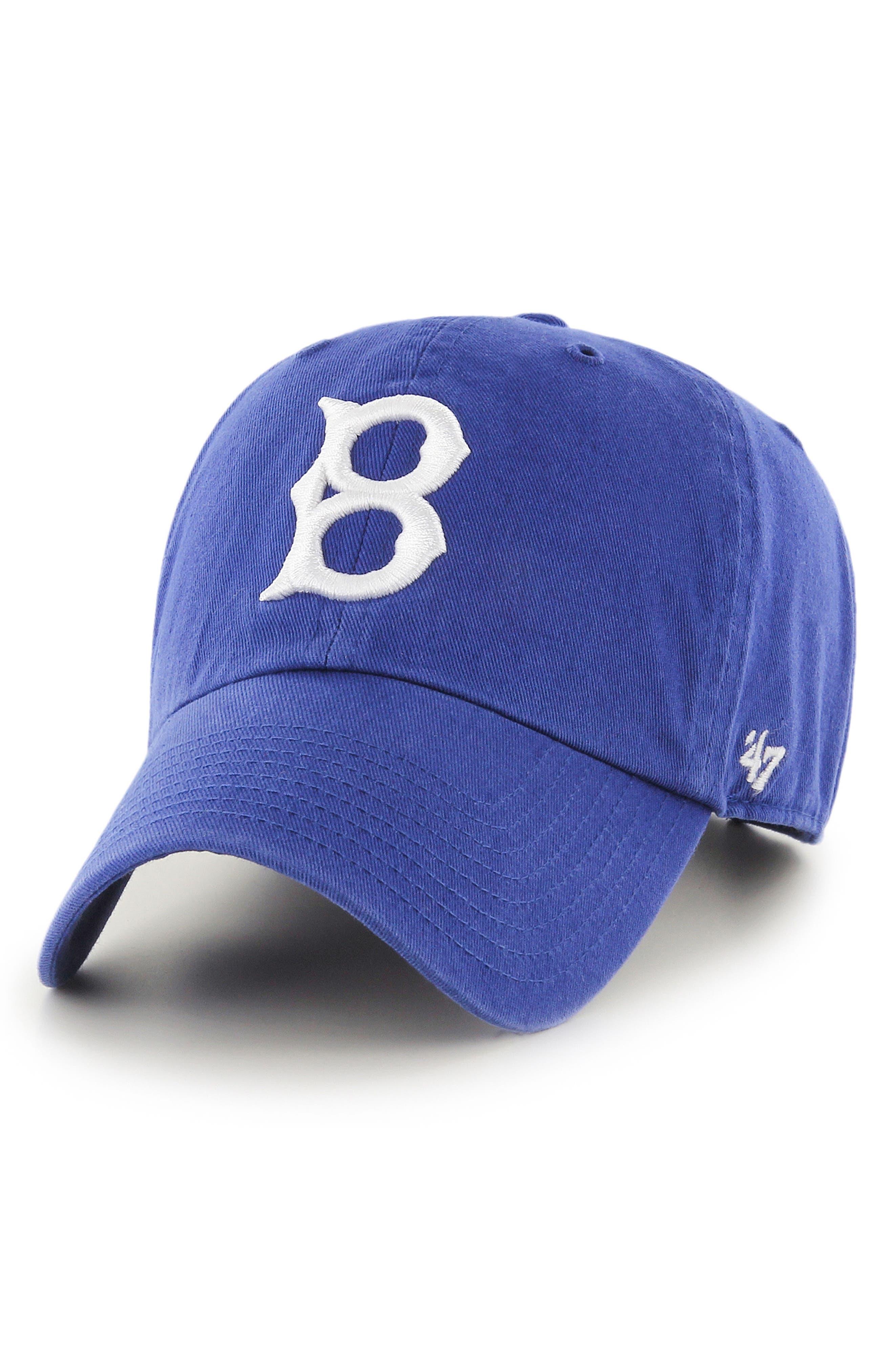 MLB Cooperstown Logo Ball Cap,                             Main thumbnail 2, color,