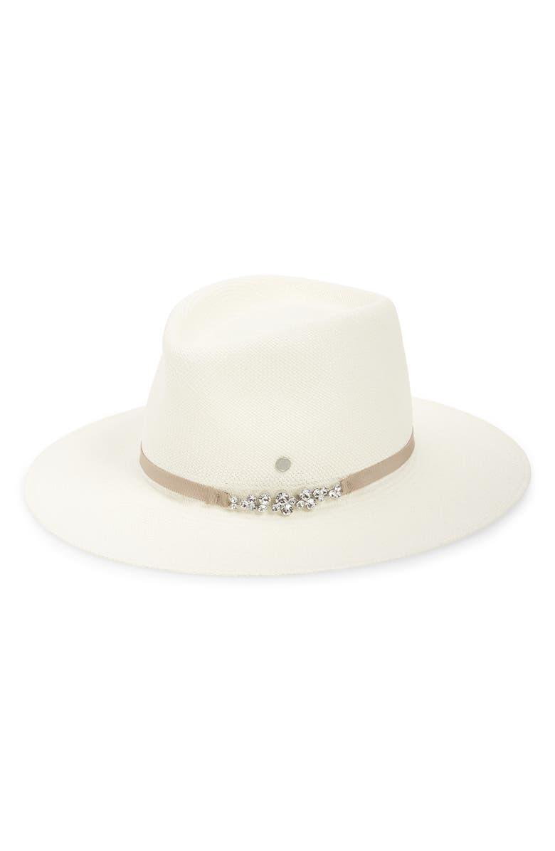 Maison Michel Charles Straw Hat  8ec2955c346