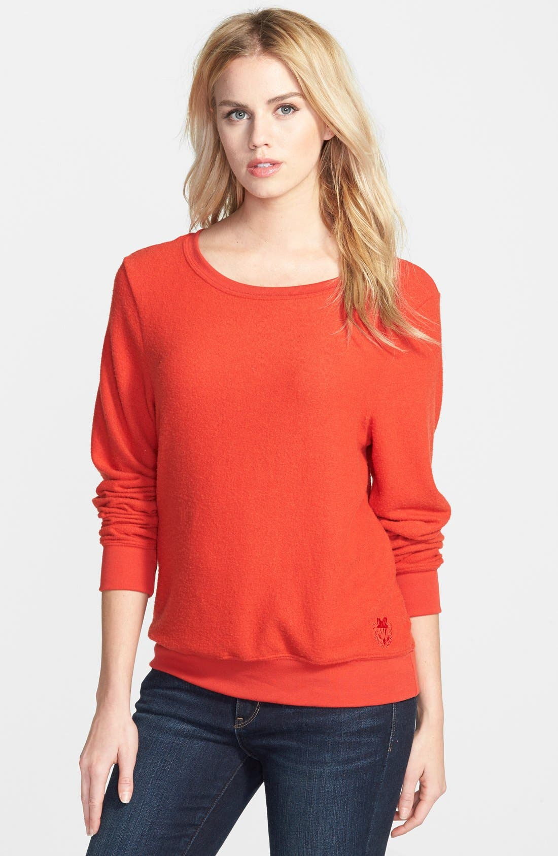 'Baggy Beach Jumper' Pullover,                             Main thumbnail 36, color,