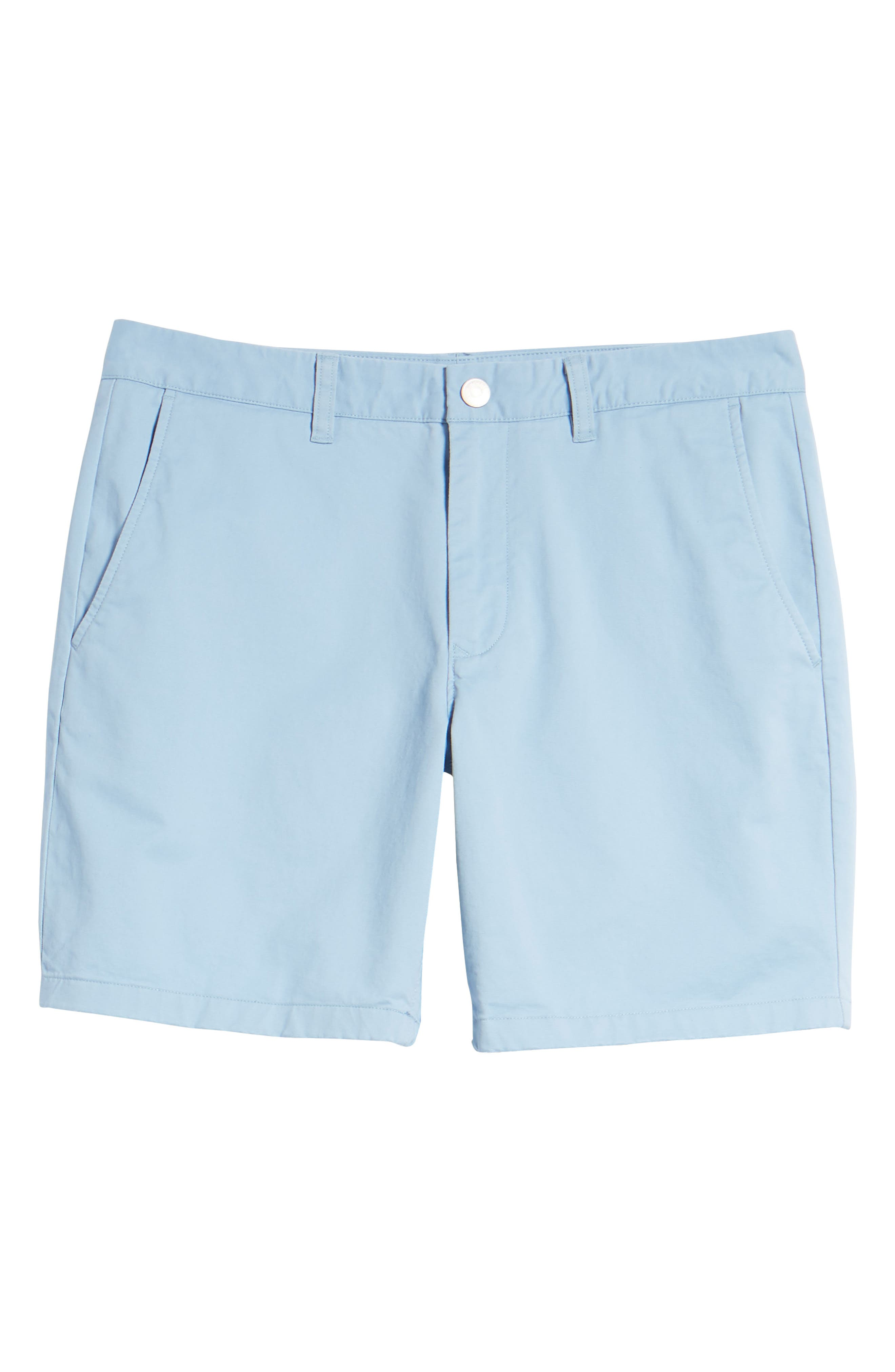 Stretch Washed Chino 7-Inch Shorts,                             Alternate thumbnail 115, color,