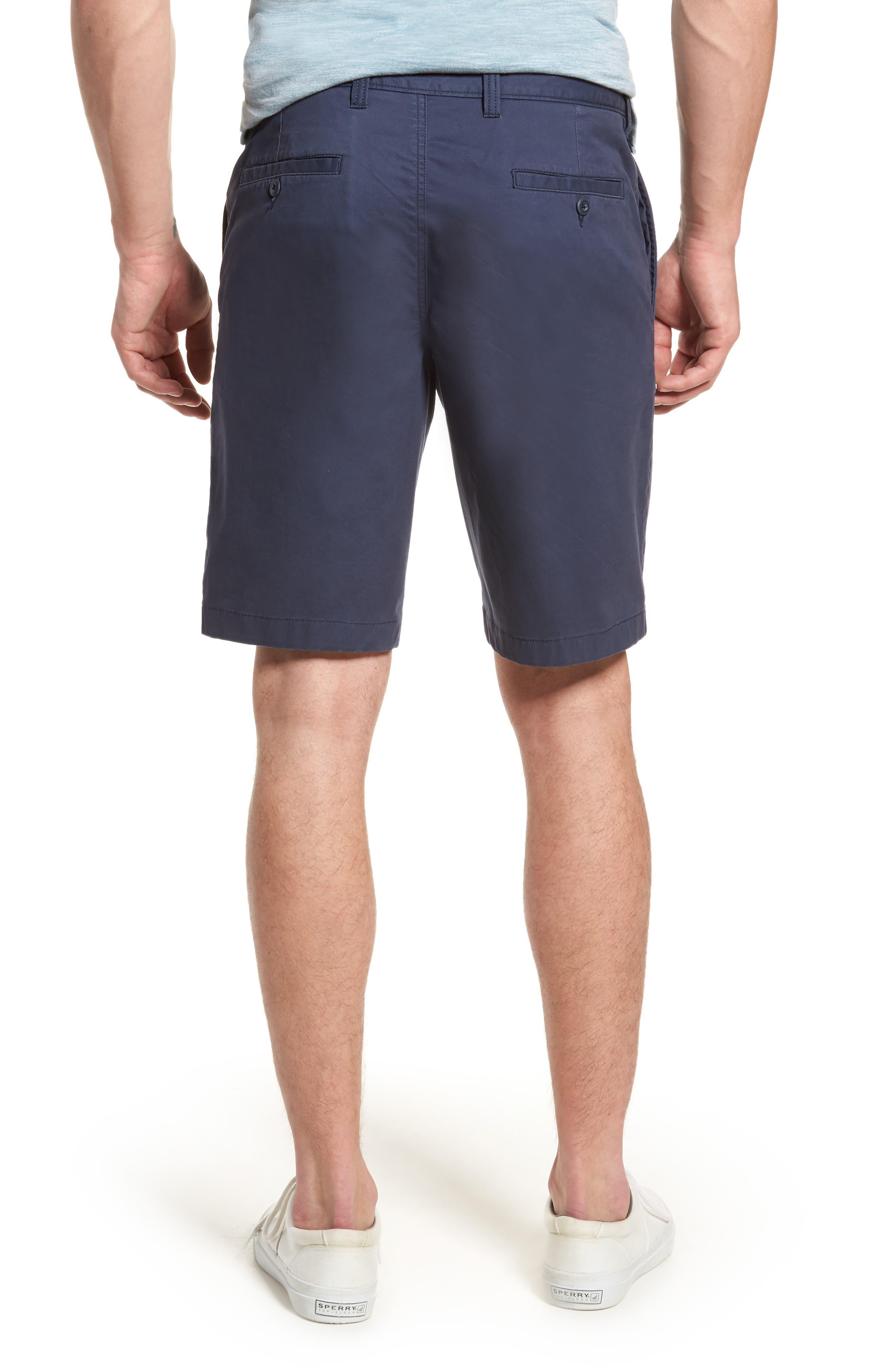 Ballard Slim Fit Stretch Chino 11-Inch Shorts,                             Alternate thumbnail 27, color,