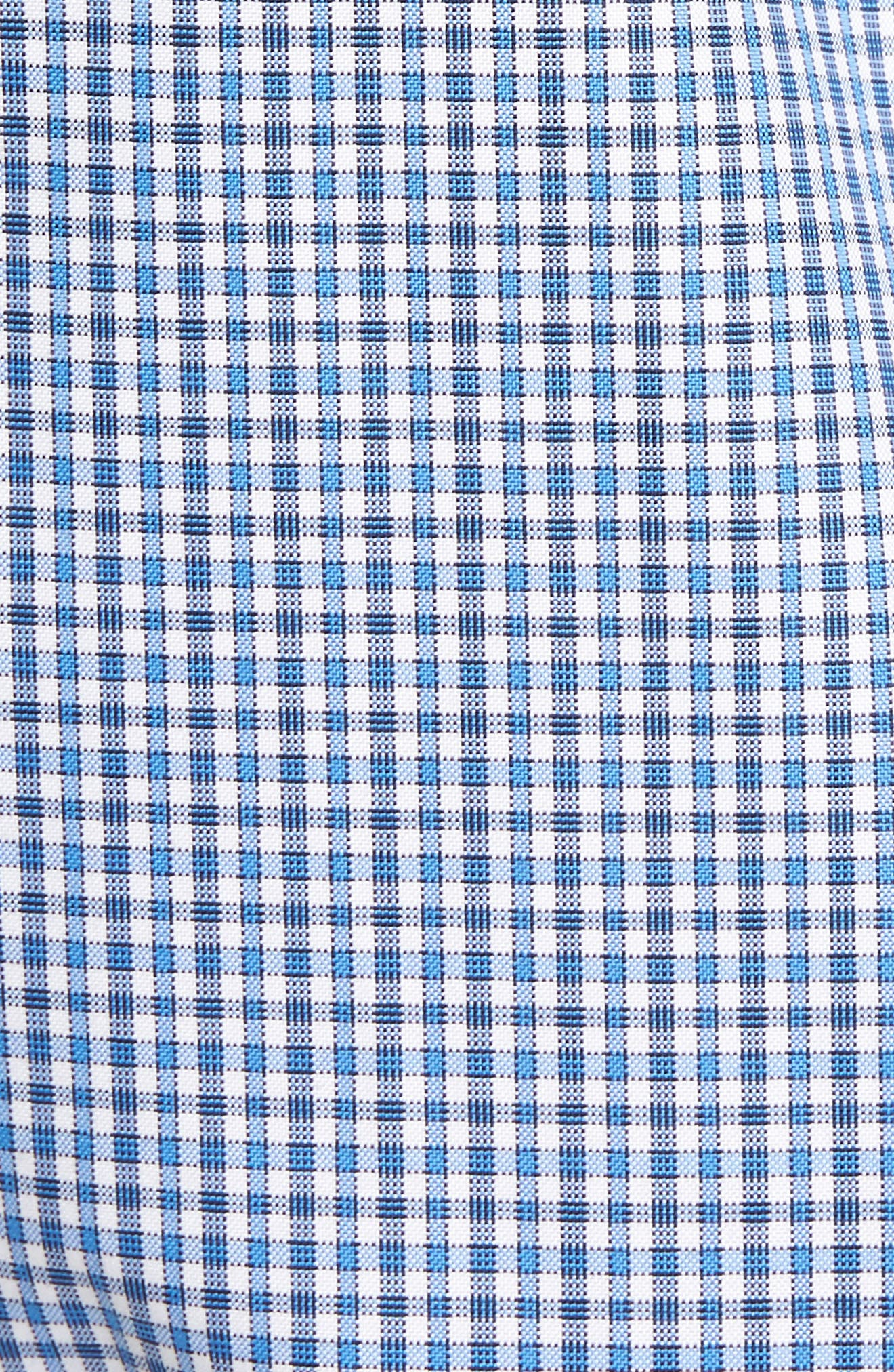 Plaid Regular Fit Sport Shirt,                             Alternate thumbnail 5, color,                             423