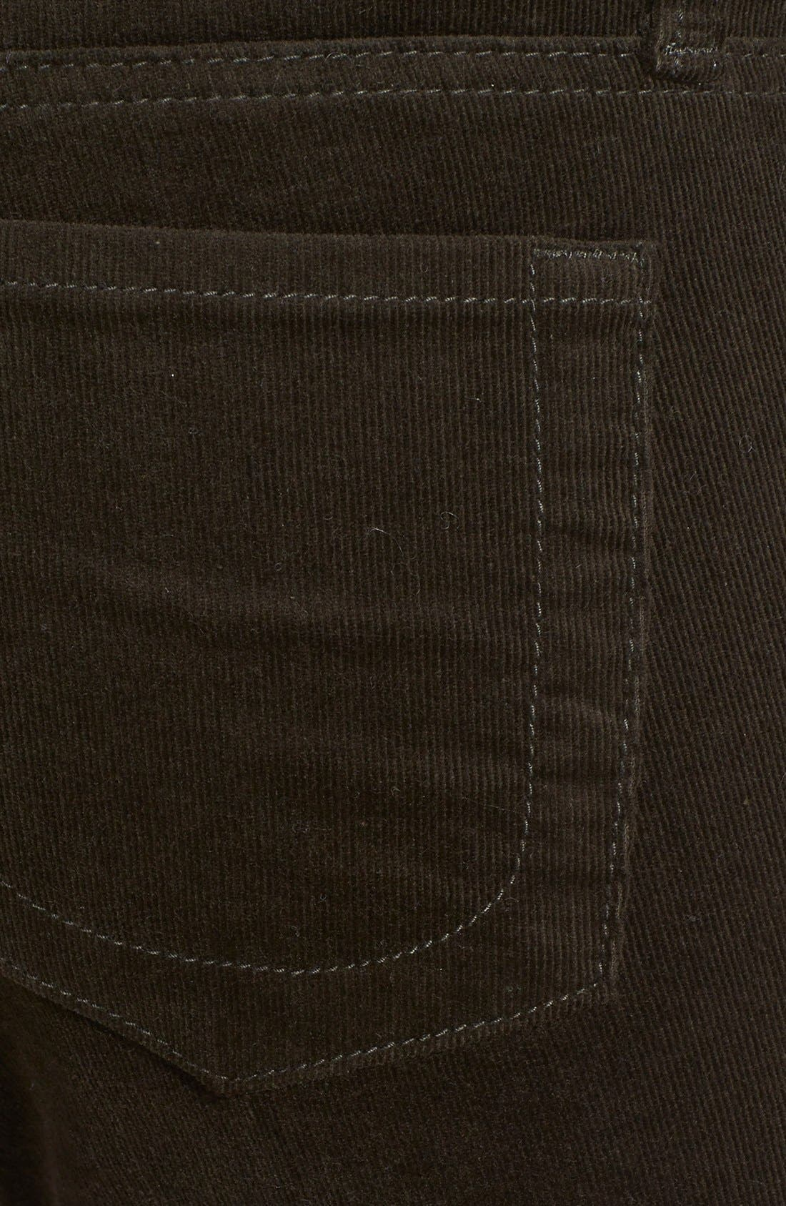 'Diana' Stretch Corduroy Skinny Pants,                             Alternate thumbnail 180, color,