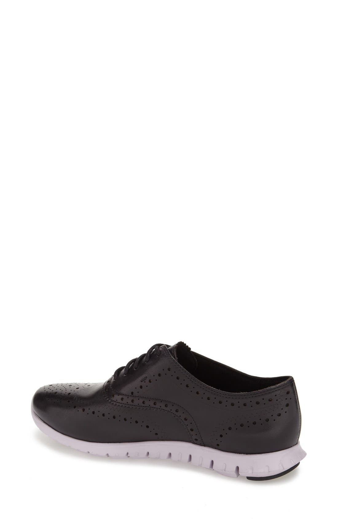 'ZeroGrand' Perforated Wingtip,                             Alternate thumbnail 37, color,