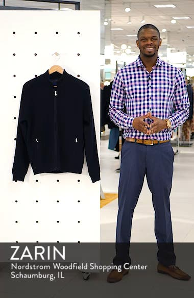 Water Resistant Merino Wool Blend Sweater, sales video thumbnail